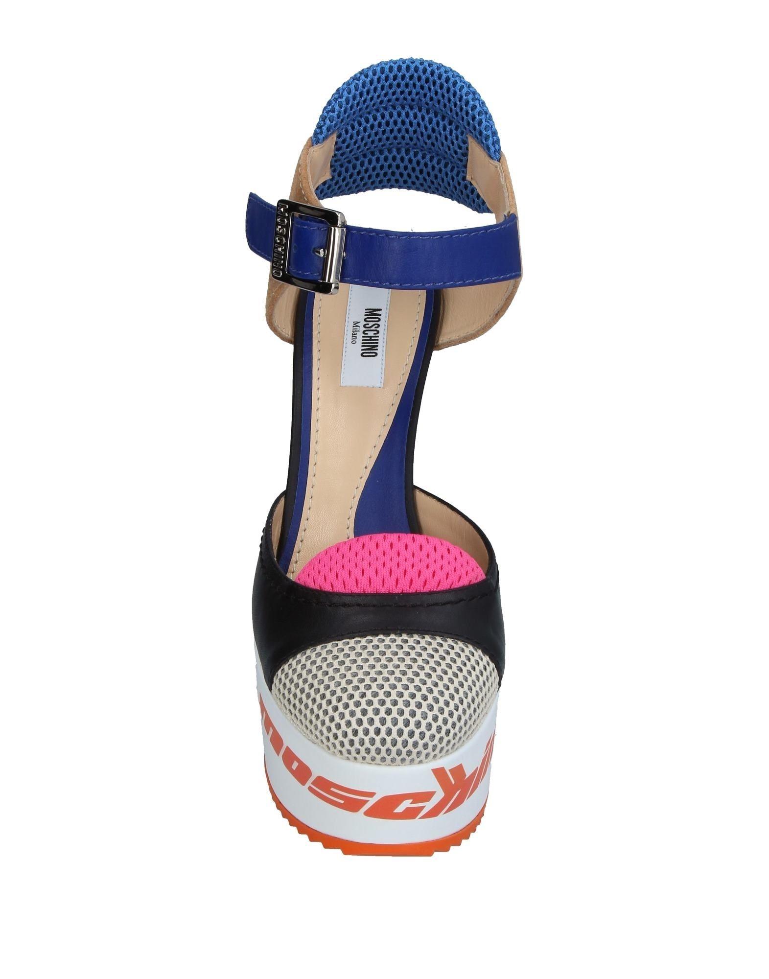 Moschino gut Pumps Damen  11326394WRGünstige gut Moschino aussehende Schuhe 620a7d