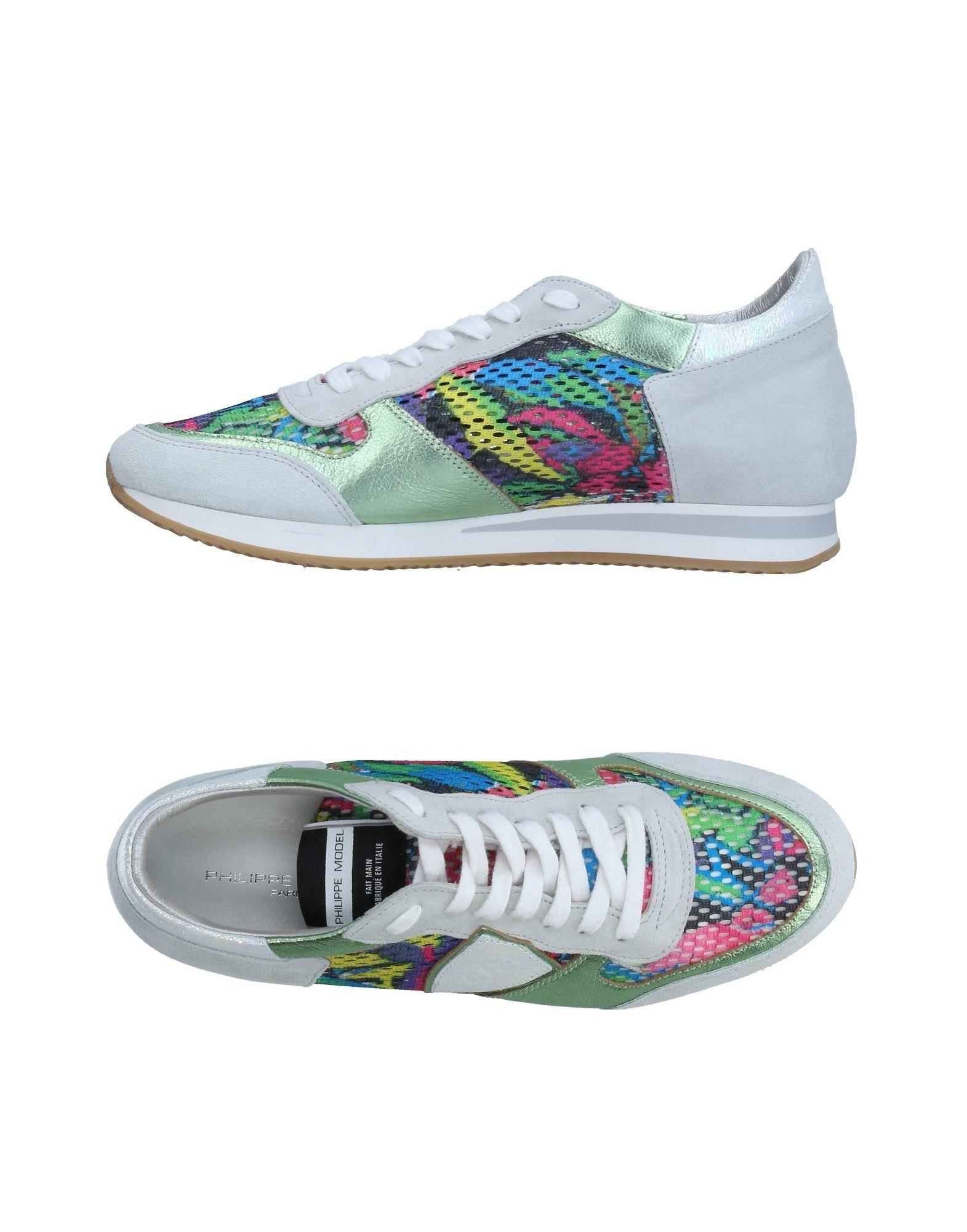 Stilvolle billige Schuhe Damen Philippe Model Sneakers Damen Schuhe  11326420BT b609ea