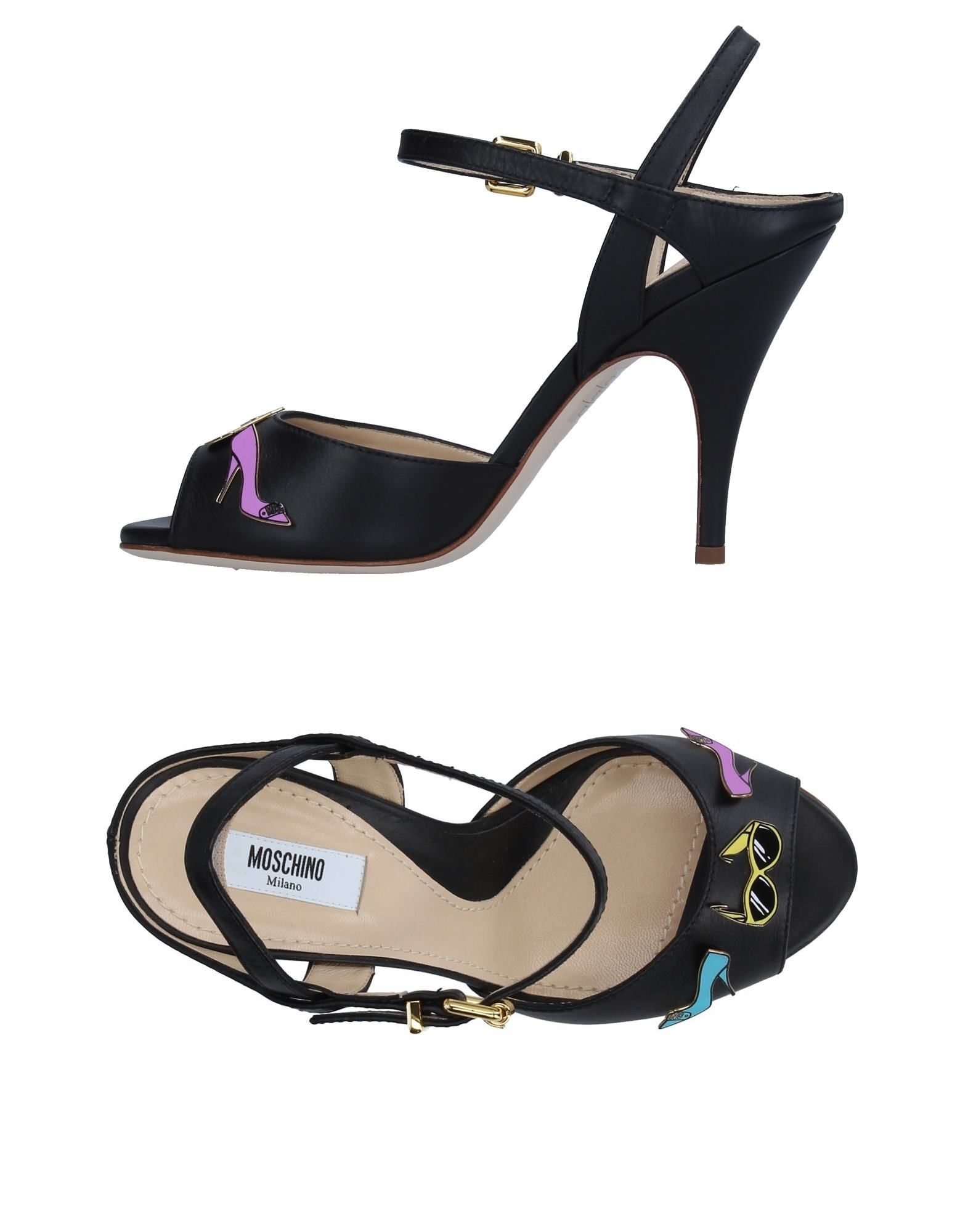 Moda Sandali Moschino Donna Donna Moschino - 11326429JV 3dcb45