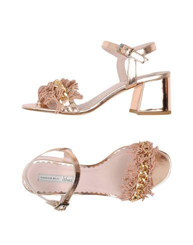 FOOTWEAR - Sandals Tosca Blu kmEnkEY