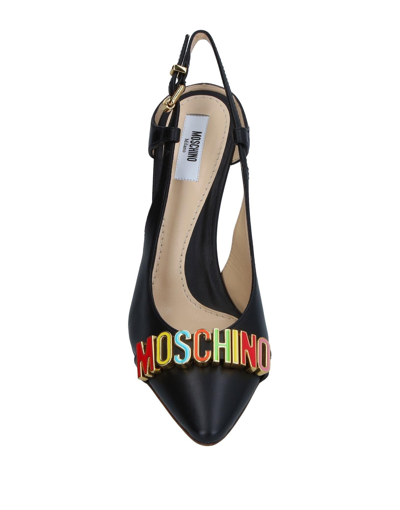 Moschino Pumps 11326456HUGut Damen  11326456HUGut Pumps aussehende strapazierfähige Schuhe 78beca