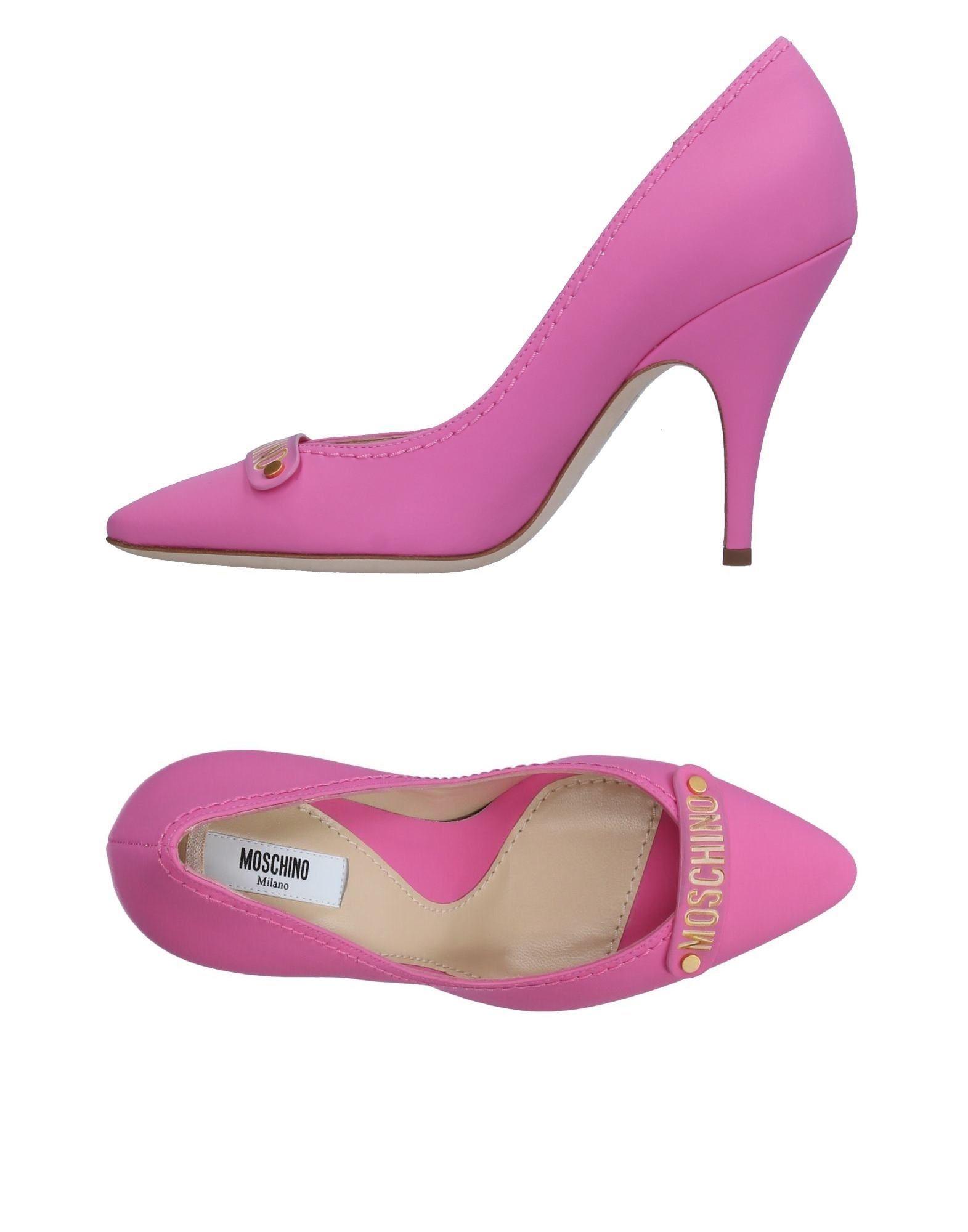 Gut um billige Schuhe zu tragenMoschino Pumps Damen  11326458OO