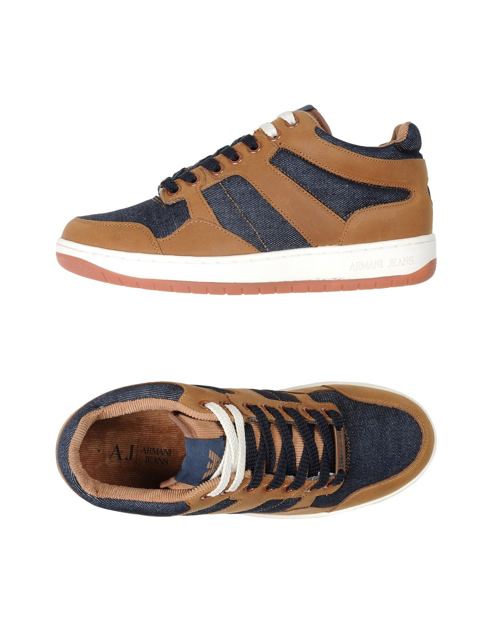 Rabatt echte Schuhe Herren Armani Jeans Sneakers Herren Schuhe  11326465RG 1c9b0a