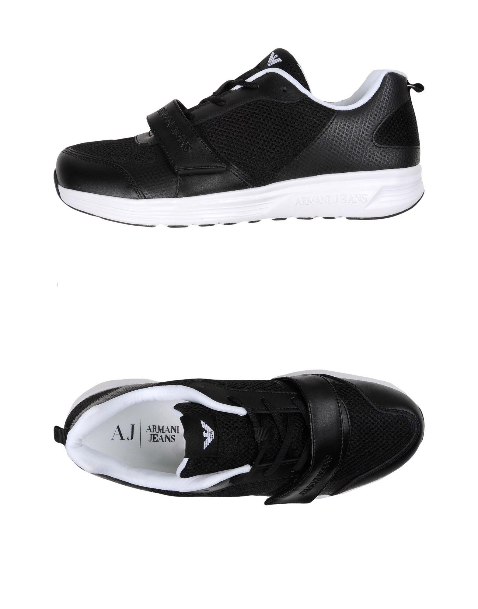 Armani Jeans Sneakers Herren  11326472RT Neue Schuhe