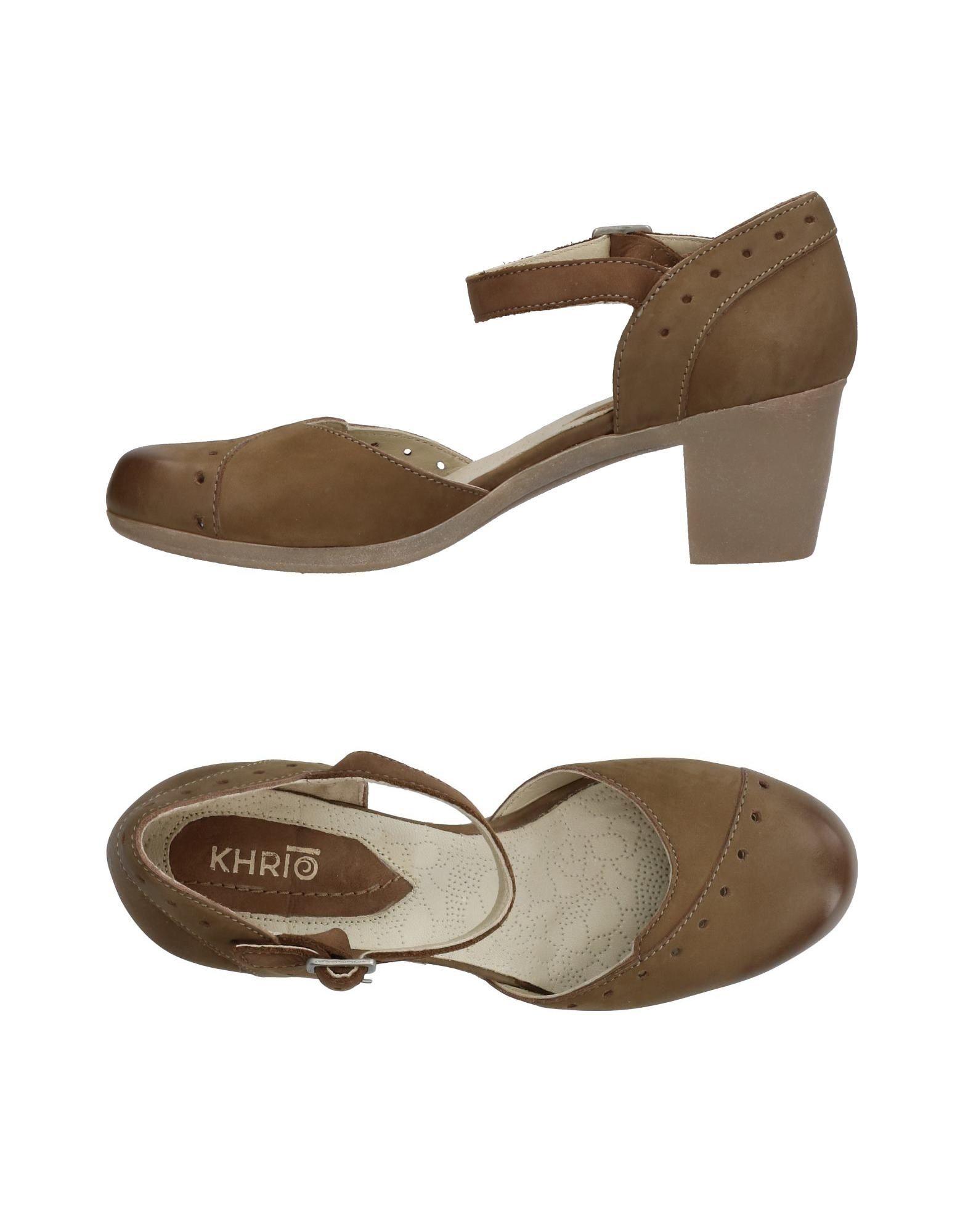 Khrio' Pumps Damen  11326528AJ Gute Qualität beliebte Schuhe