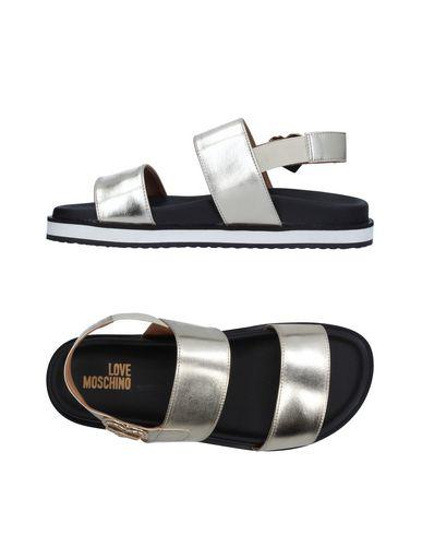2014 nye Elsker Moschino Sandalia nettbutikk kjøpe nyeste engros-pris KEz48