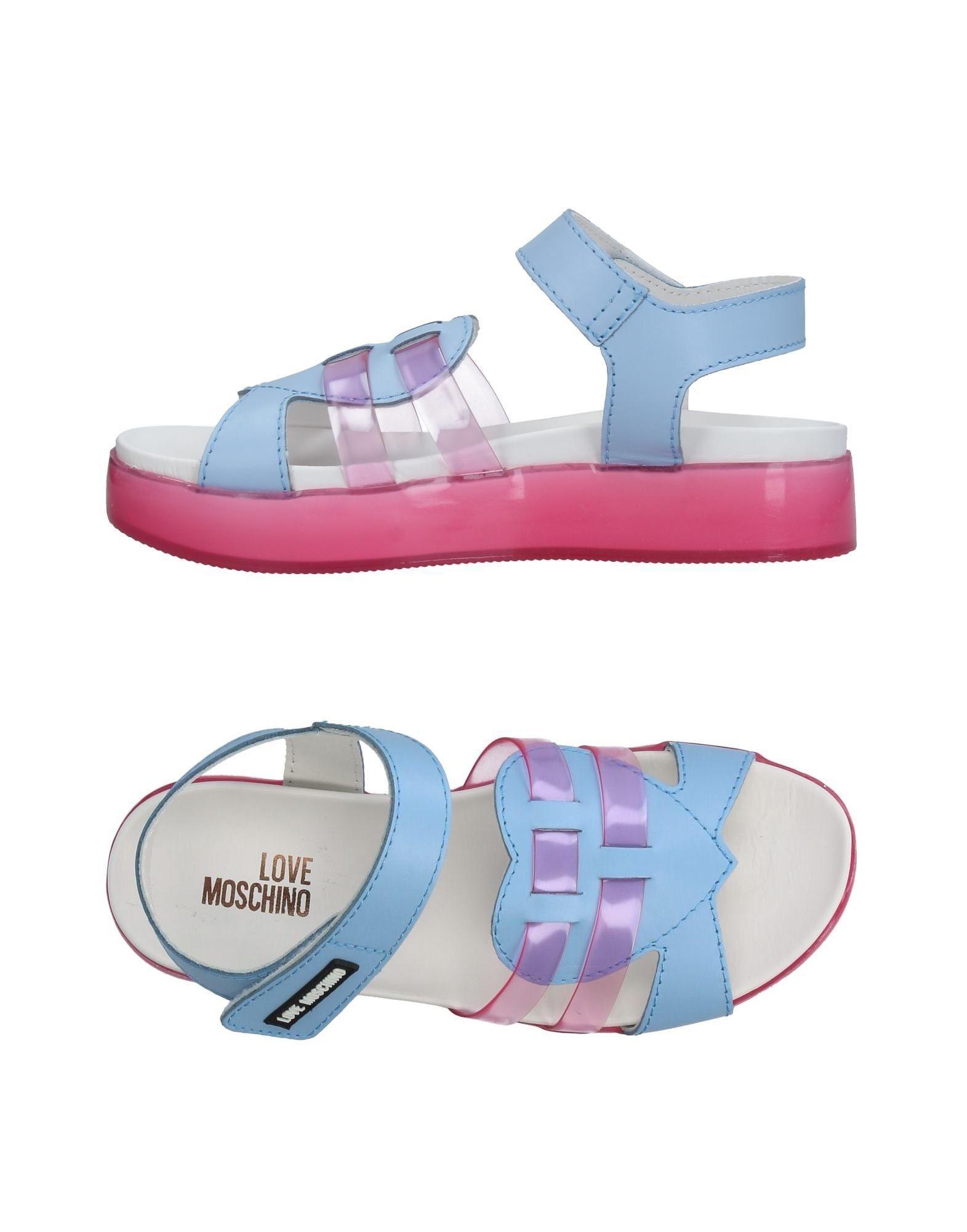 Love 11326569KN Moschino Sandalen Damen  11326569KN Love Gute Qualität beliebte Schuhe 858ce5