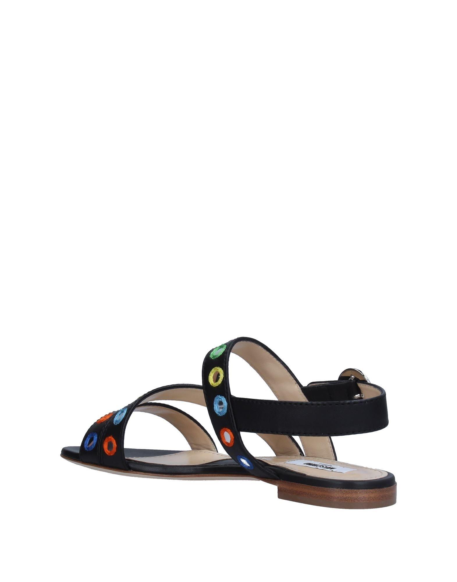 Stilvolle billige  Schuhe Moschino Sandalen Damen  billige 11326593GN 2bf176