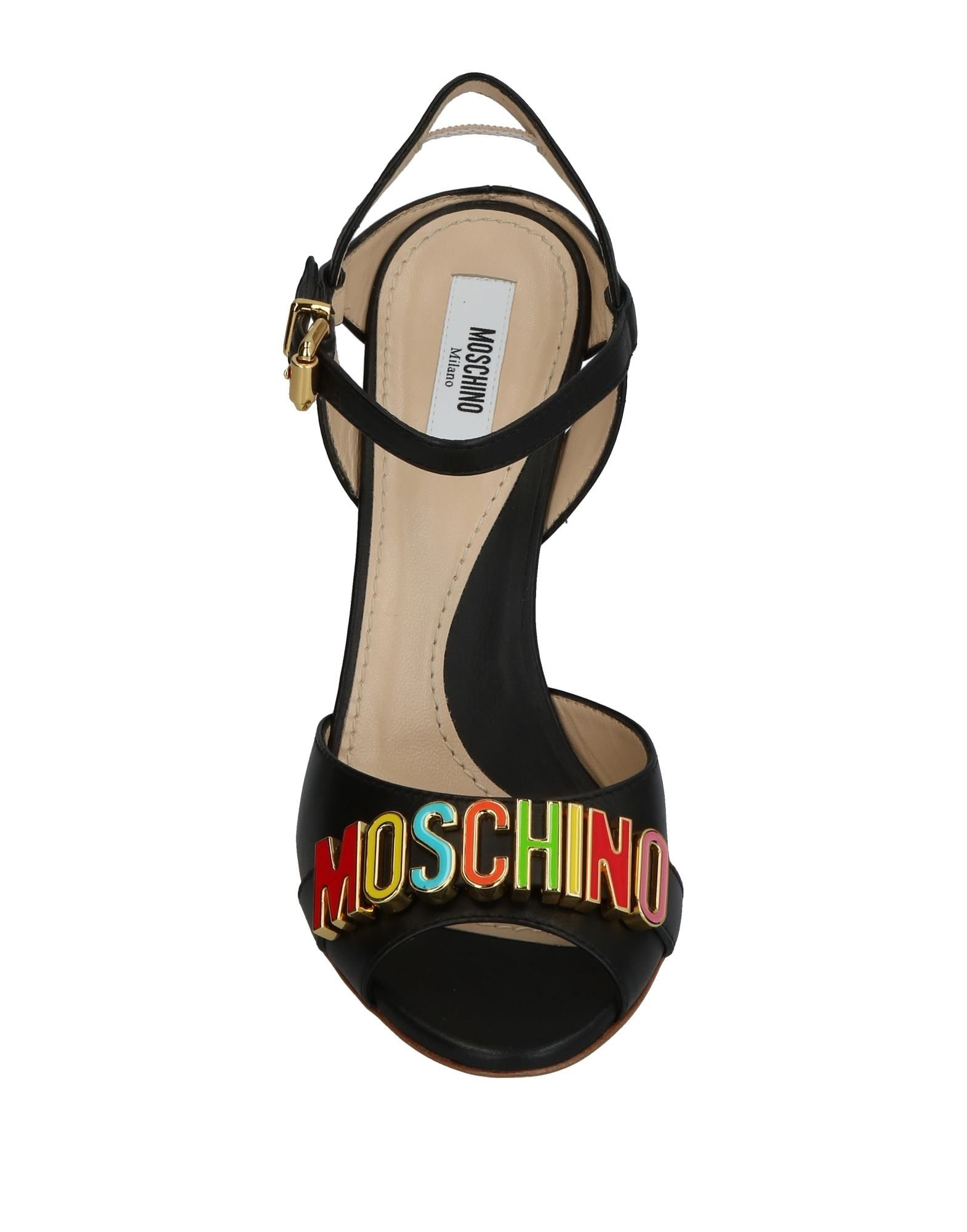 Sandales Moschino Femme - Sandales Moschino sur