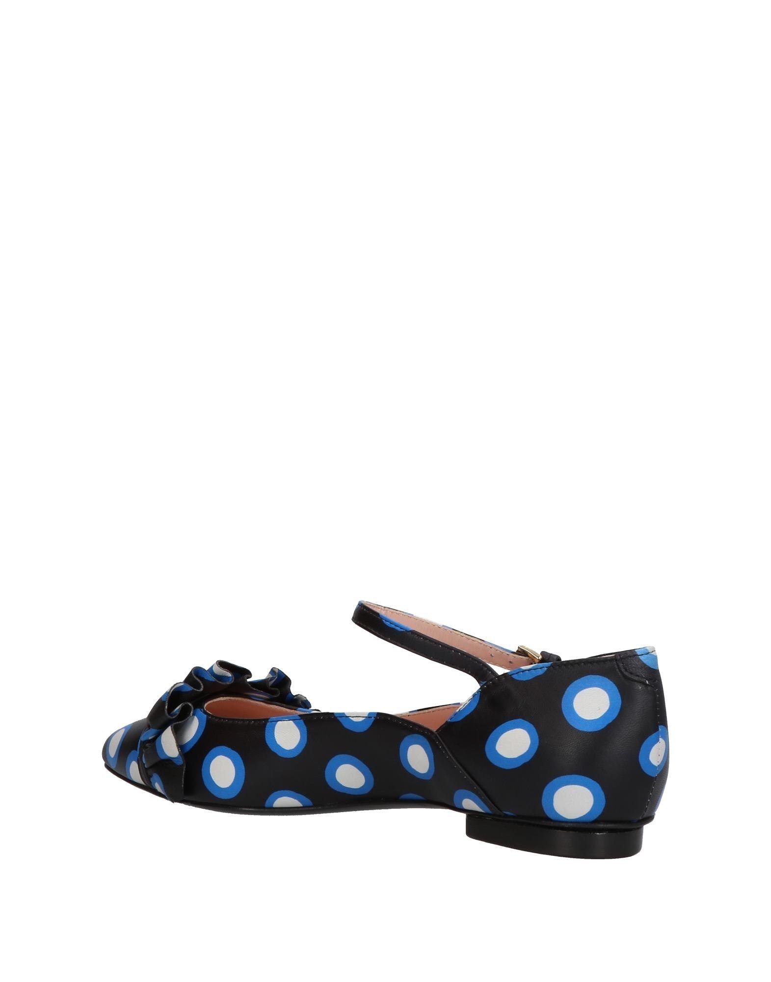 Stilvolle billige Schuhe Boutique Moschino Ballerinas Damen  11326617FE