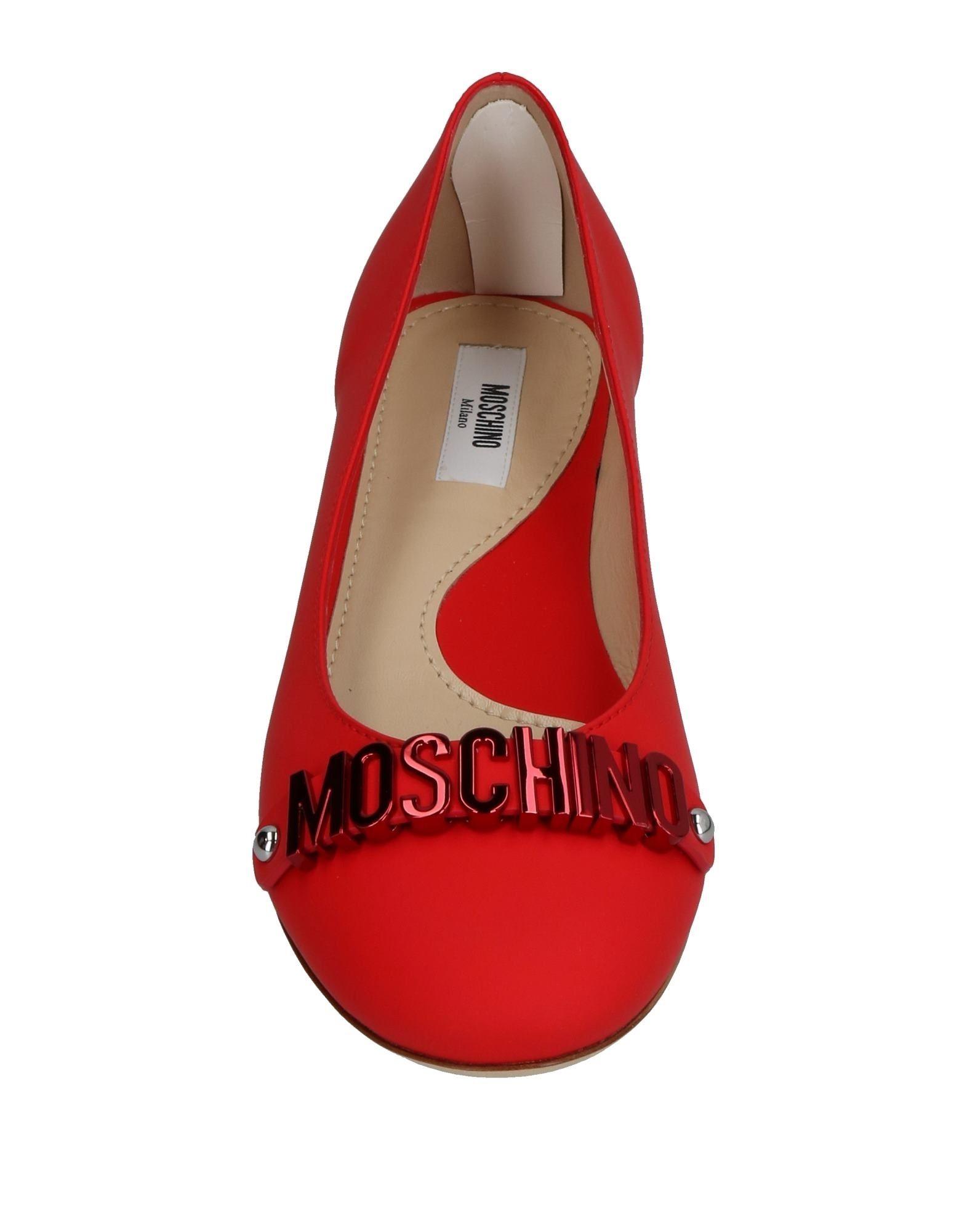 Moschino Ballerinas Damen   Damen 11326619HN f31589
