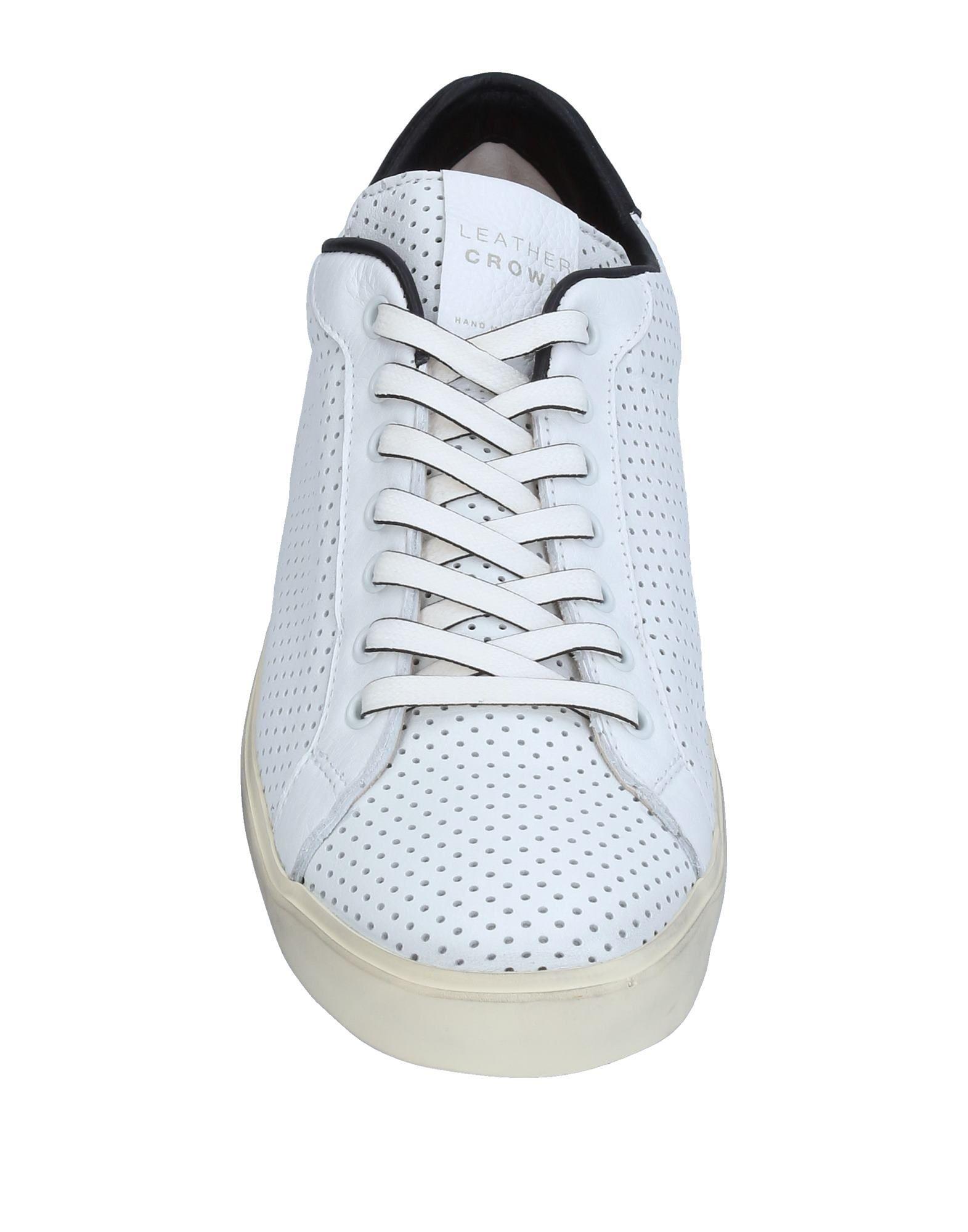 Leather Crown Crown Leather Sneakers Herren  11326620NT 5f5684