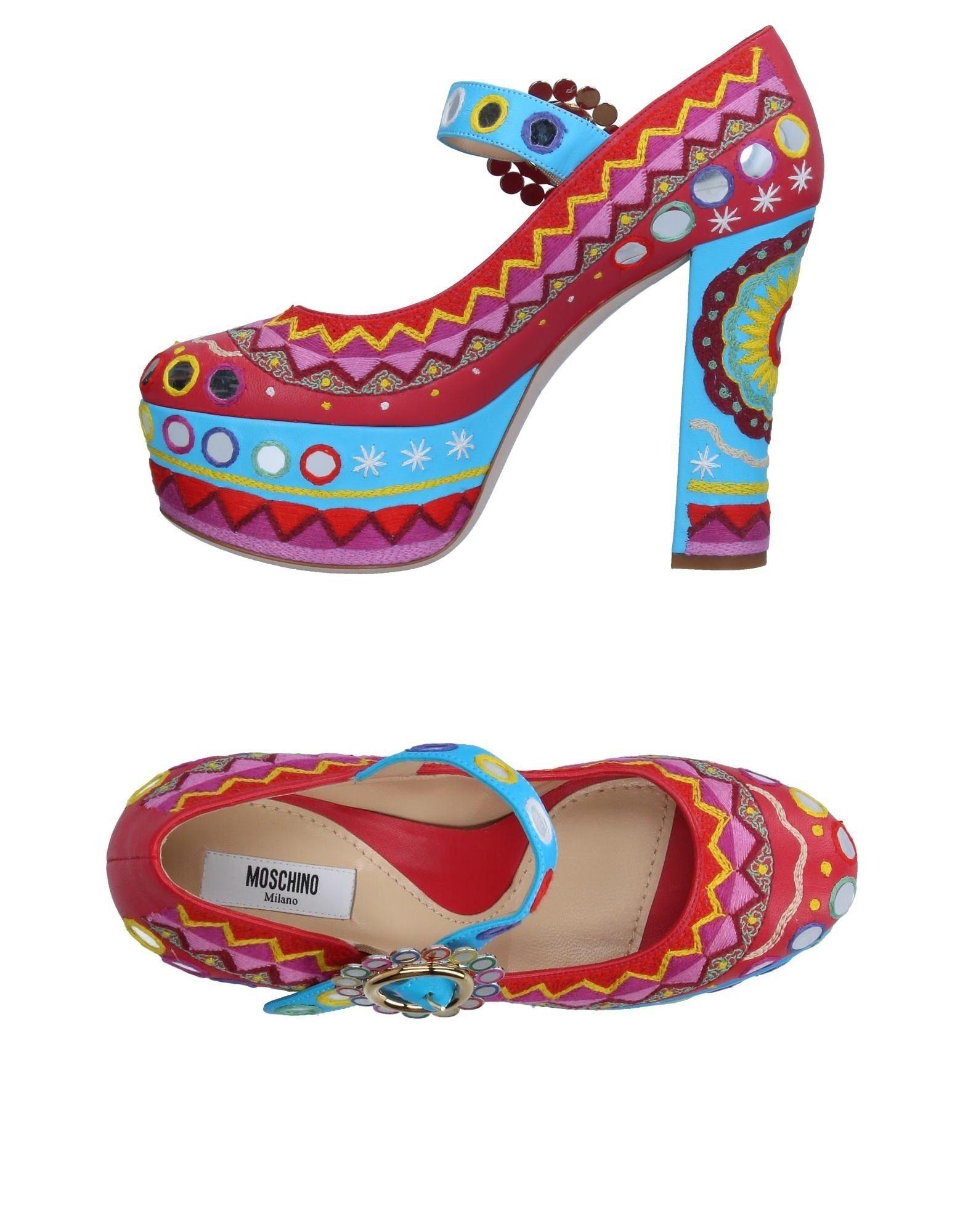Haltbare Mode billige Schuhe Moschino Pumps Damen  11326625NC Heiße Schuhe