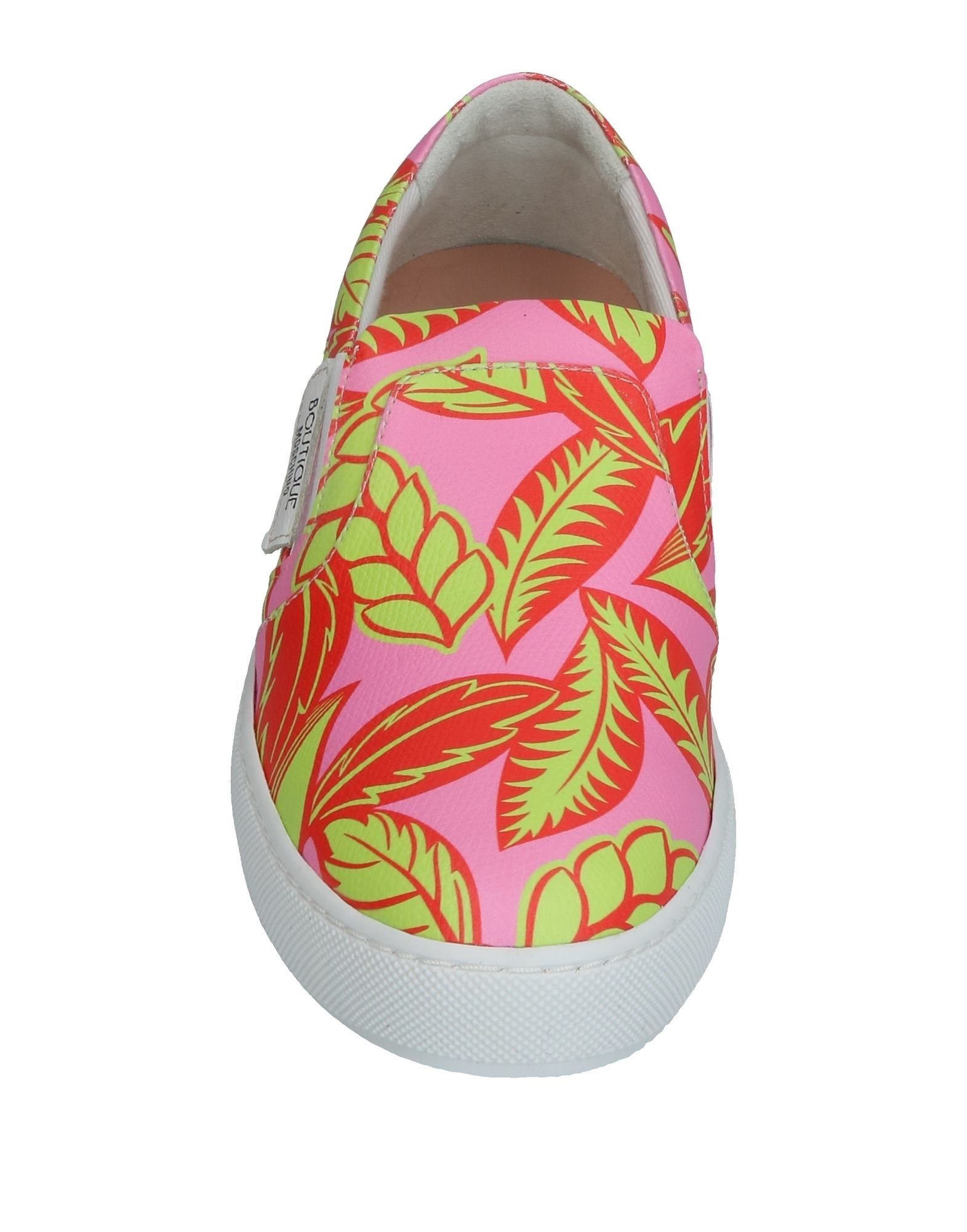Boutique Moschino Sneakers Damen   11326640VX 62439e