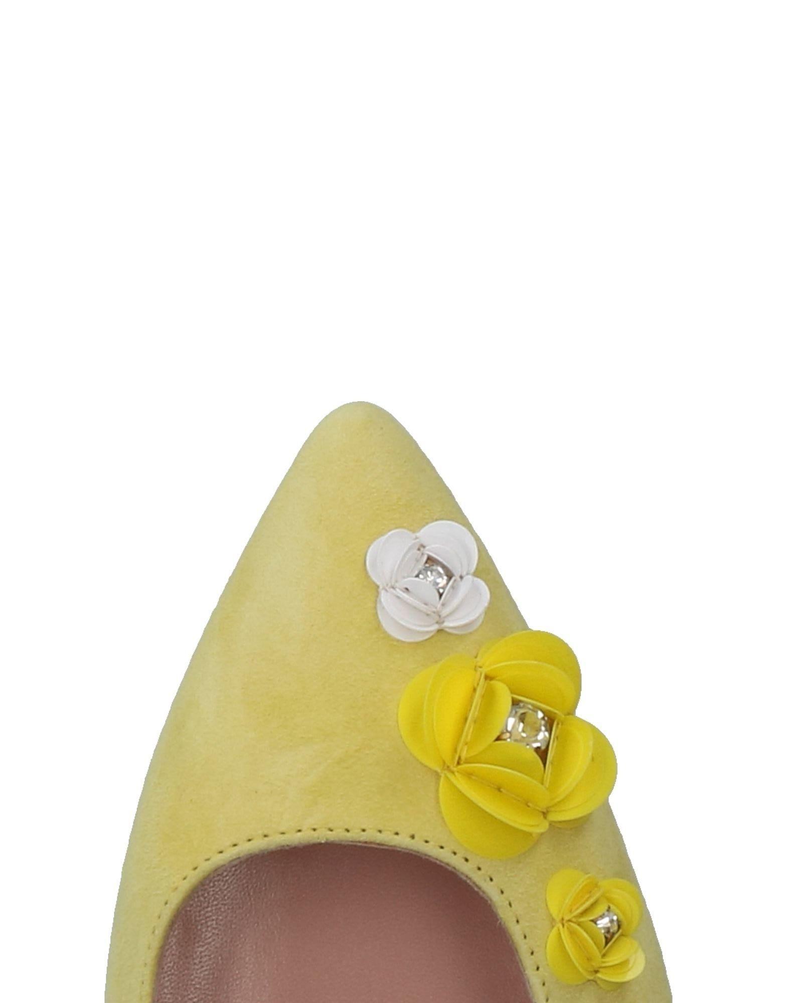 Stilvolle billige Schuhe Boutique Moschino 11326655FW Ballerinas Damen  11326655FW Moschino b340a9