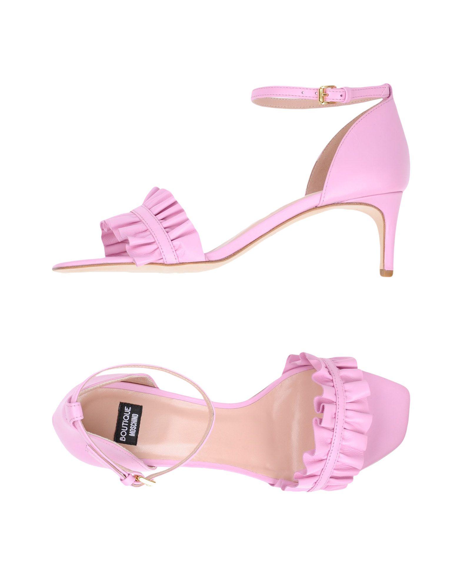 Boutique Moschino Sandalen Damen Damen Damen  11326675PD Beliebte Schuhe 882625