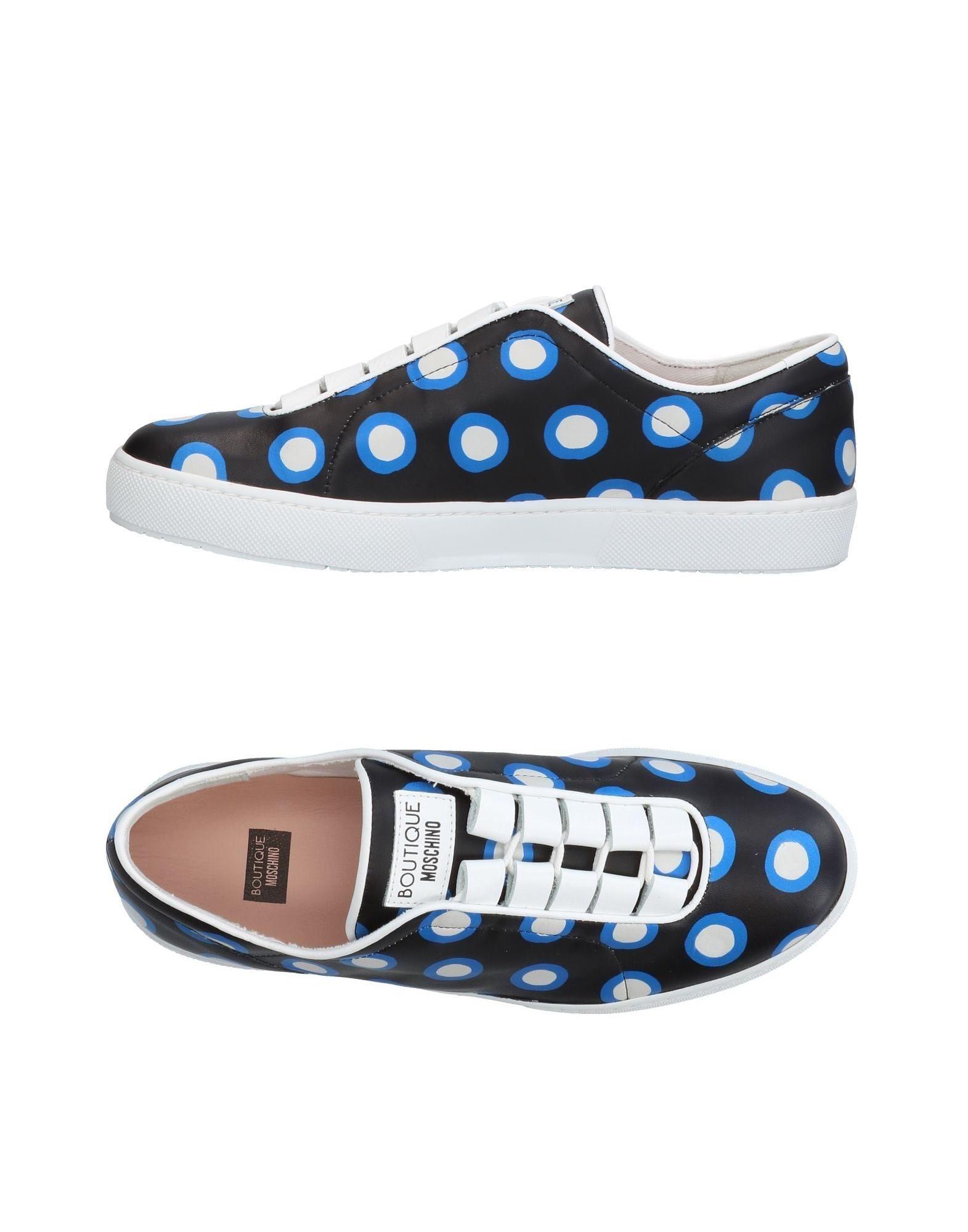 Gut um billige Schuhe zu tragenBoutique Moschino Sneakers Damen  11326694DT