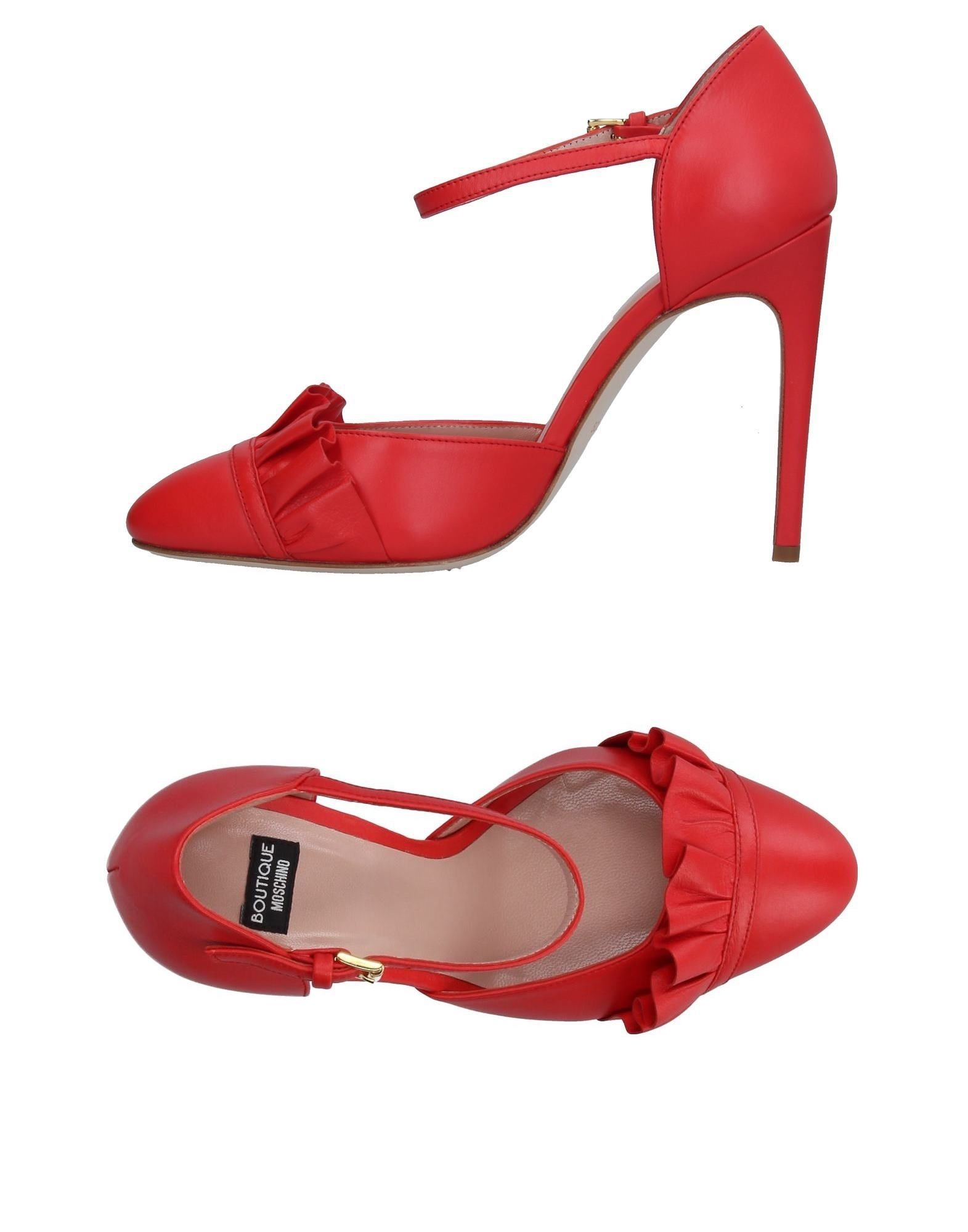 Gut um billige Schuhe zu tragenBoutique Moschino Pumps Damen  11326704IS