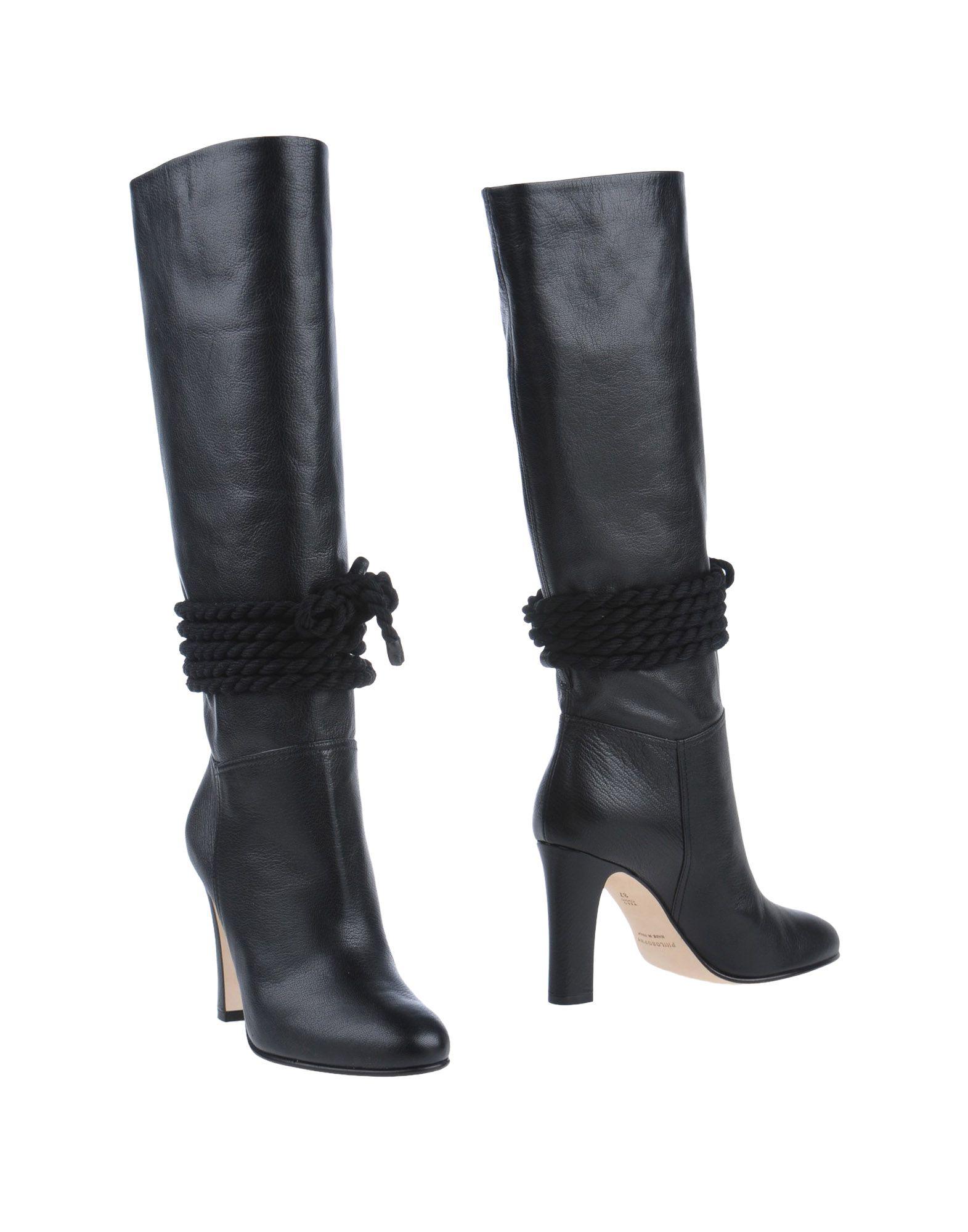 Philosophy Di Lorenzo Serafini Stiefel Damen  11326778DM Neue Schuhe
