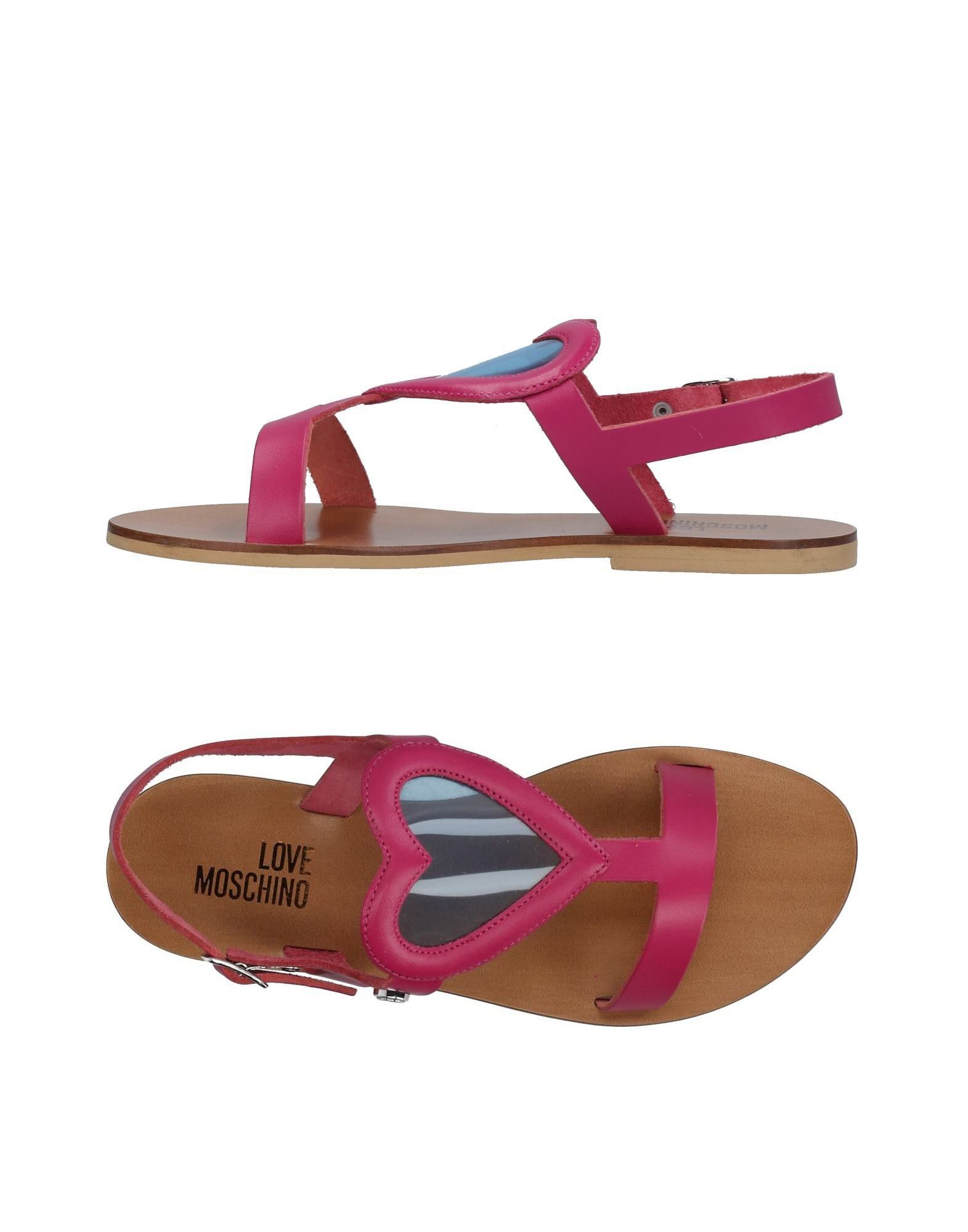 Sandales Love Moschino Femme - Sandales Love Moschino sur