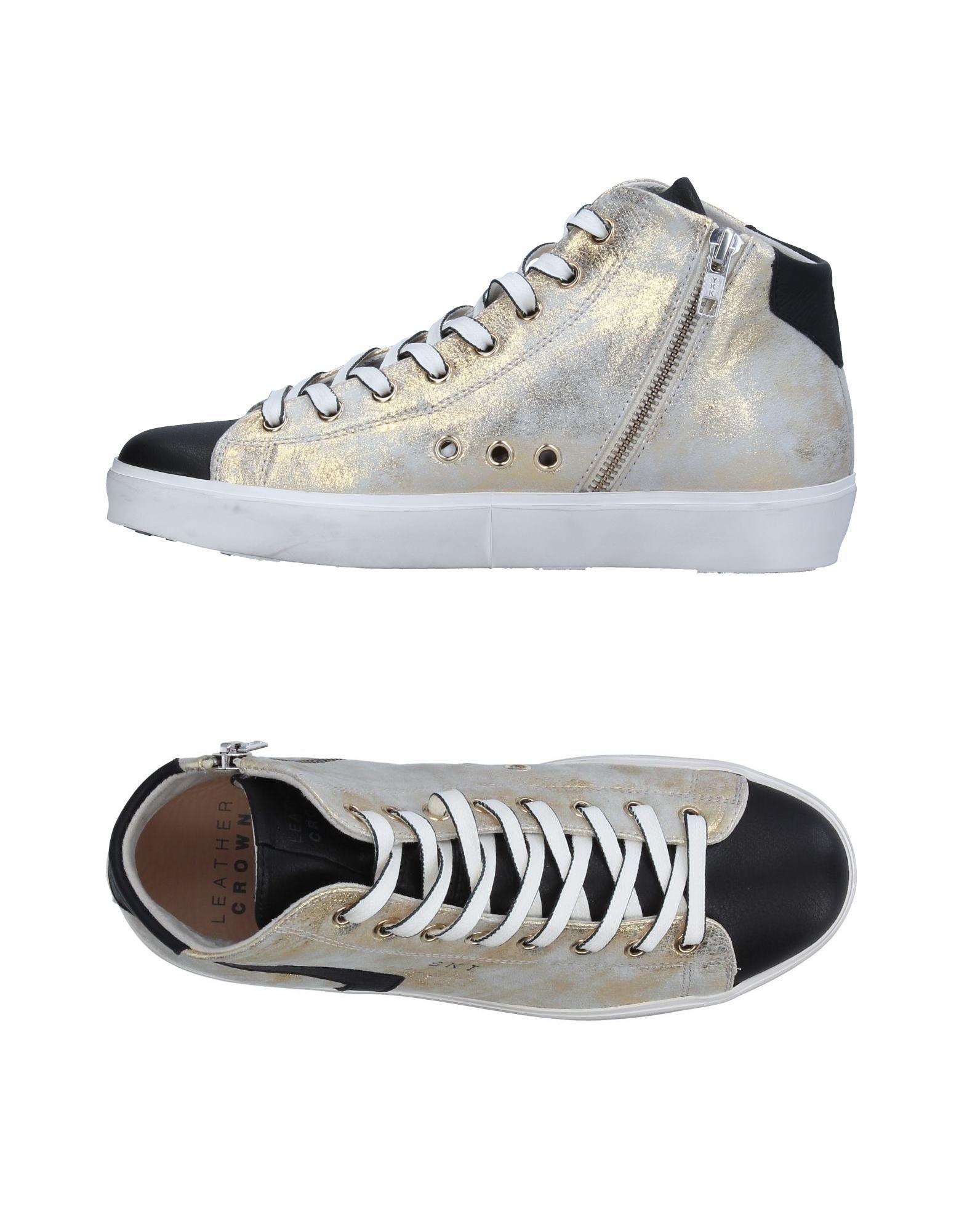 Leather Crown Donna Collezione Primavera-Estate e Autunno-Inverno -  Acquista online su YOOX 18e1597e339