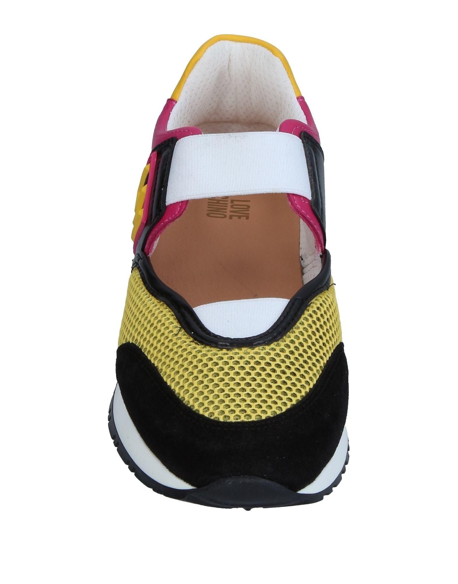 Gut um Moschino billige Schuhe zu tragenLove Moschino um Sneakers Damen  11326889VR 37e4b4
