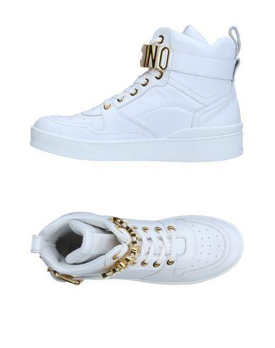 Zapatos especiales para hombres y - mujeres Zapatillas Moschino Mujer - y Zapatillas Moschino - 11326912VP Blanco 1f6977