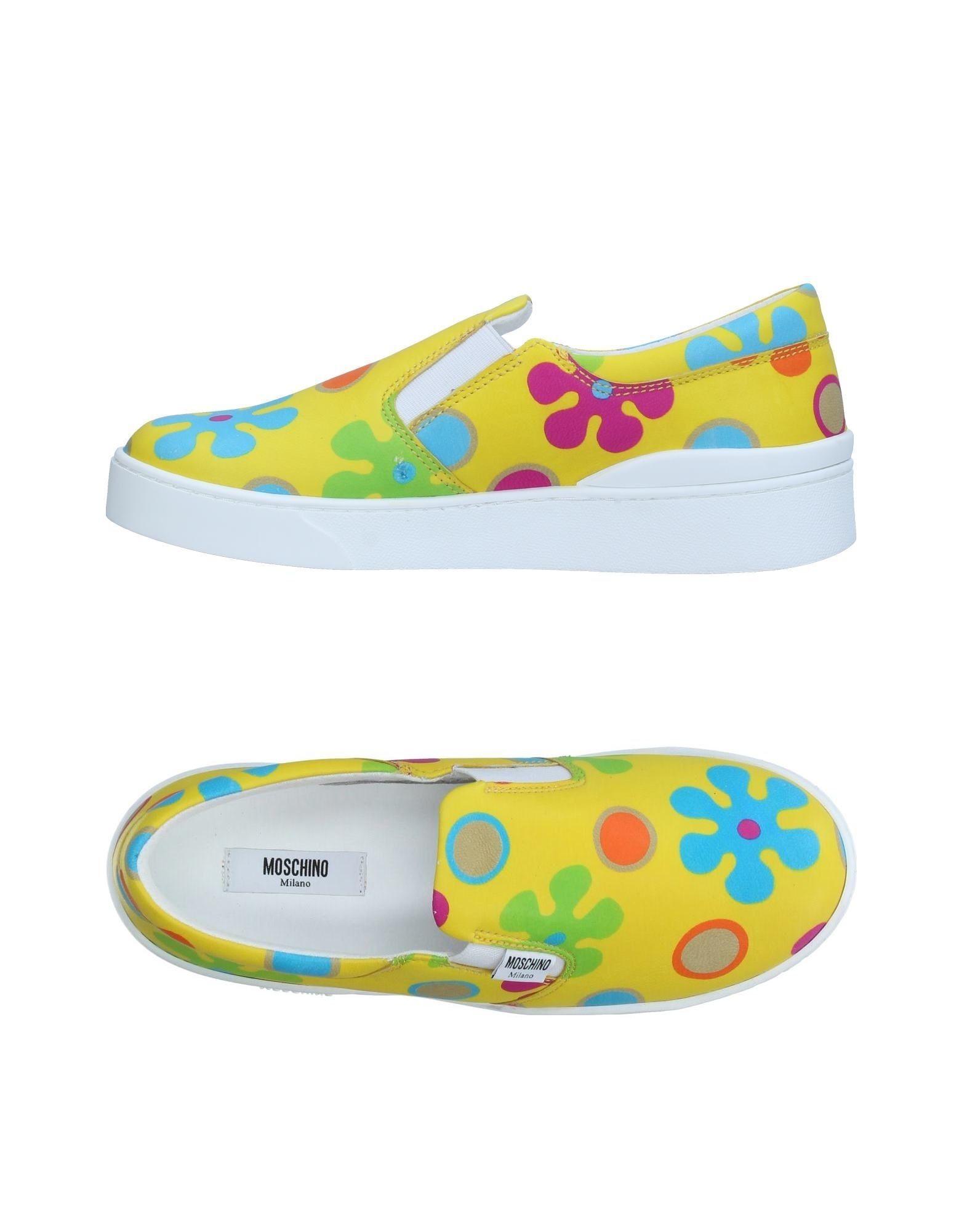 Moschino Sneakers Damen  11326955ESGut aussehende strapazierfähige Schuhe