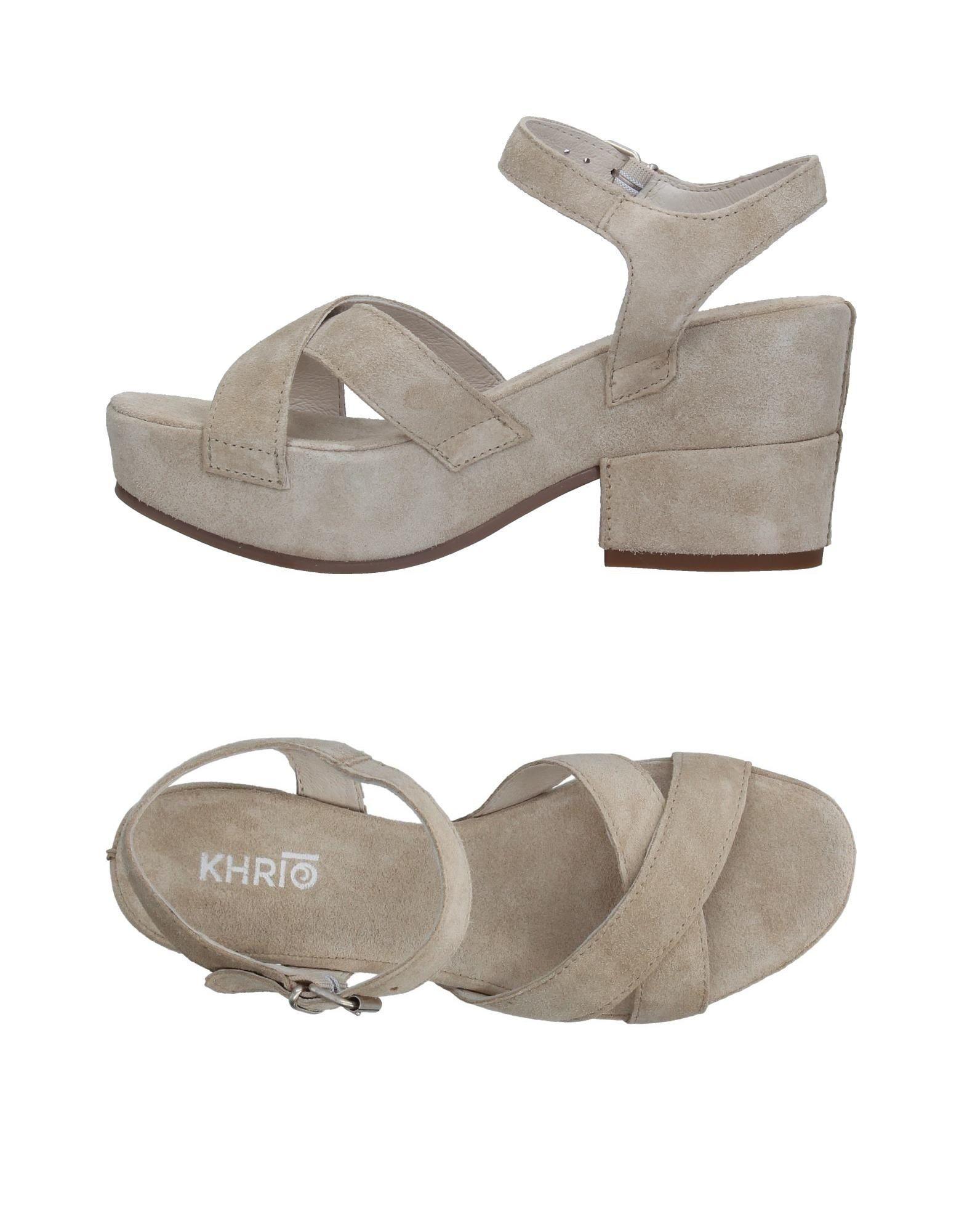 Khrio' Sandalen Damen  11326983MU Gute Qualität beliebte Schuhe