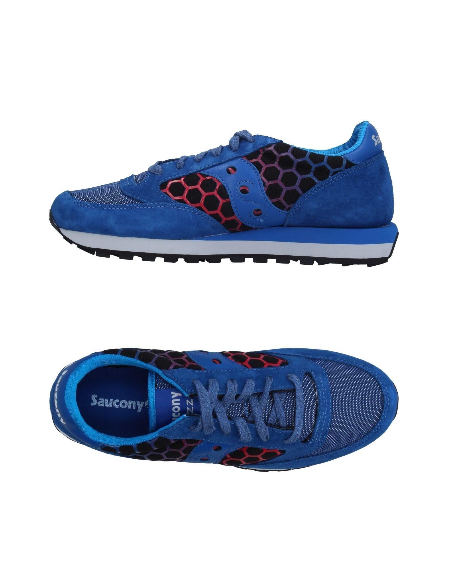 Rabatt echte Schuhe Saucony Sneakers Herren  11327054RJ