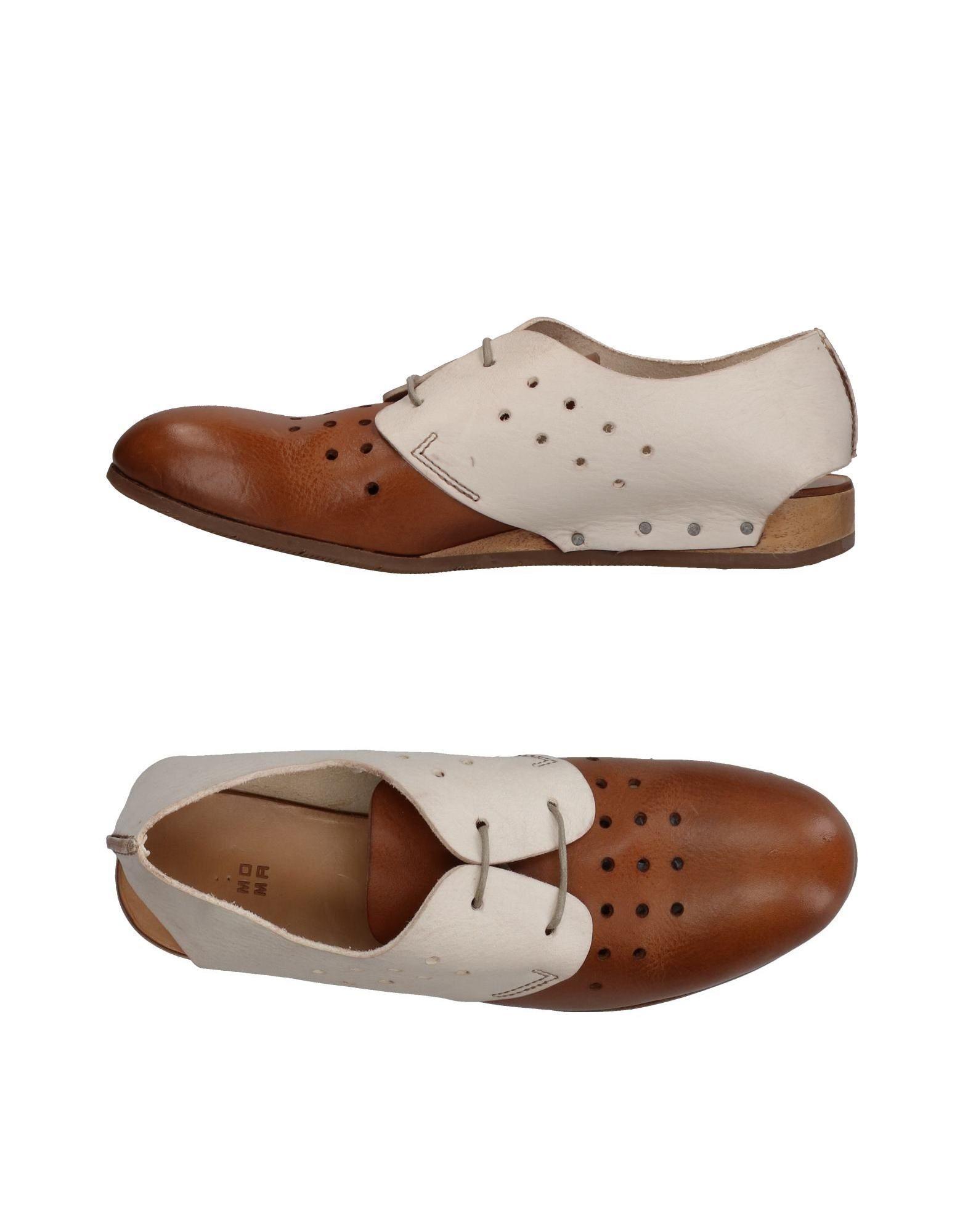 Stilvolle billige Schuhe Moma Schnürschuhe Damen  11327074IO