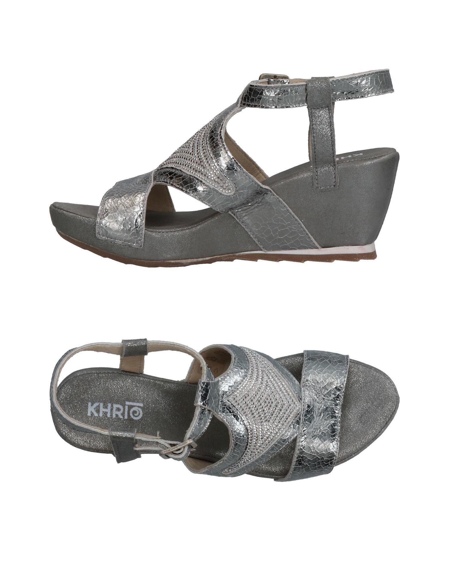 Khrio' Sandals Sandals Khrio' - Women Khrio' Sandals online on  Canada - 11327075VR 5174b3