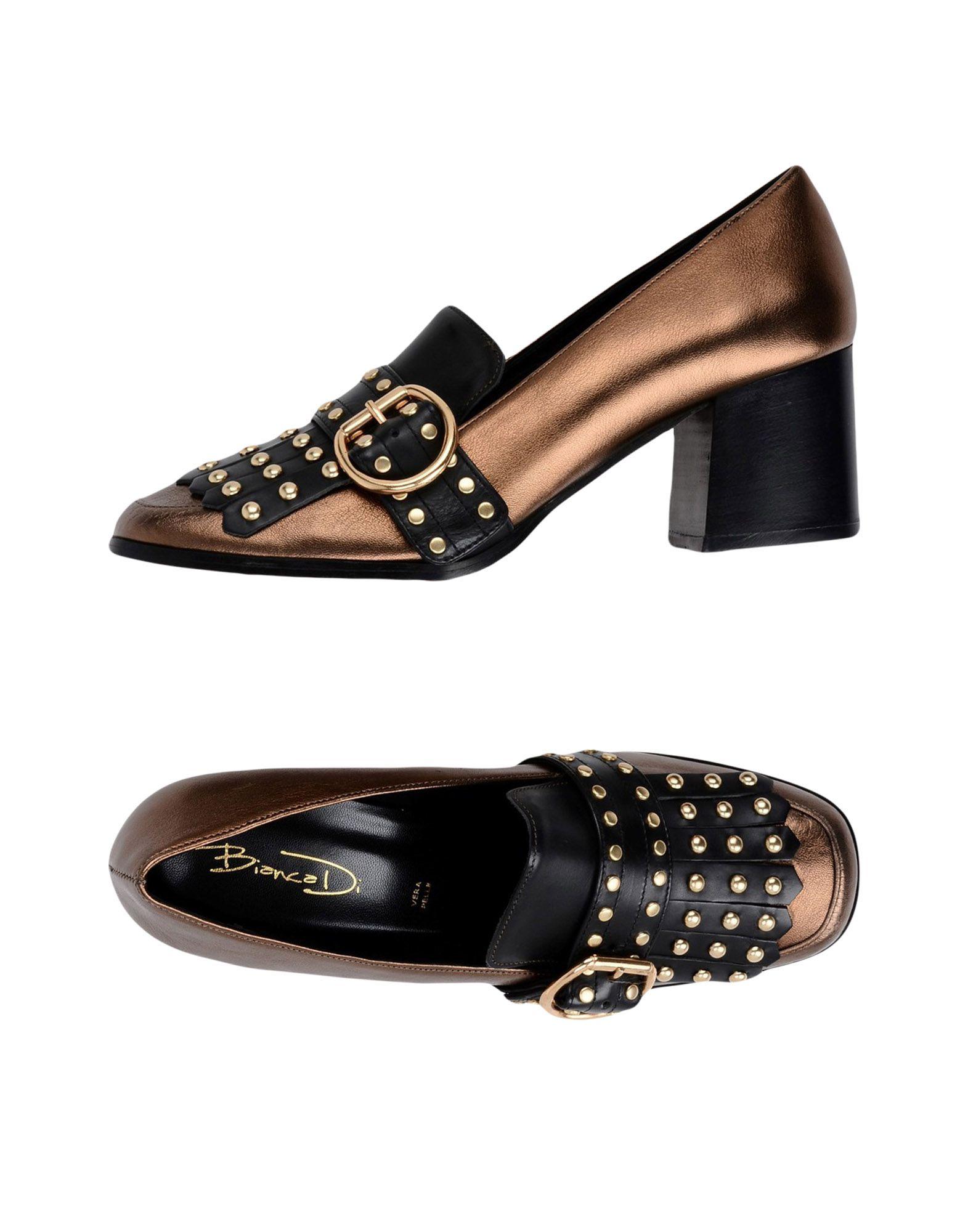 Bianca Di Mokassins Damen  11327163OO Gute Qualität beliebte Schuhe