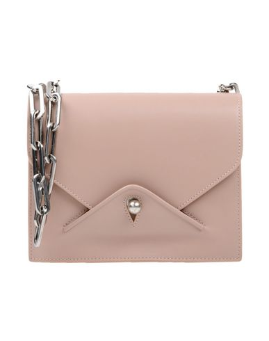 amp; pink Pale Across body bag JOE PAUL qYBCdwFC