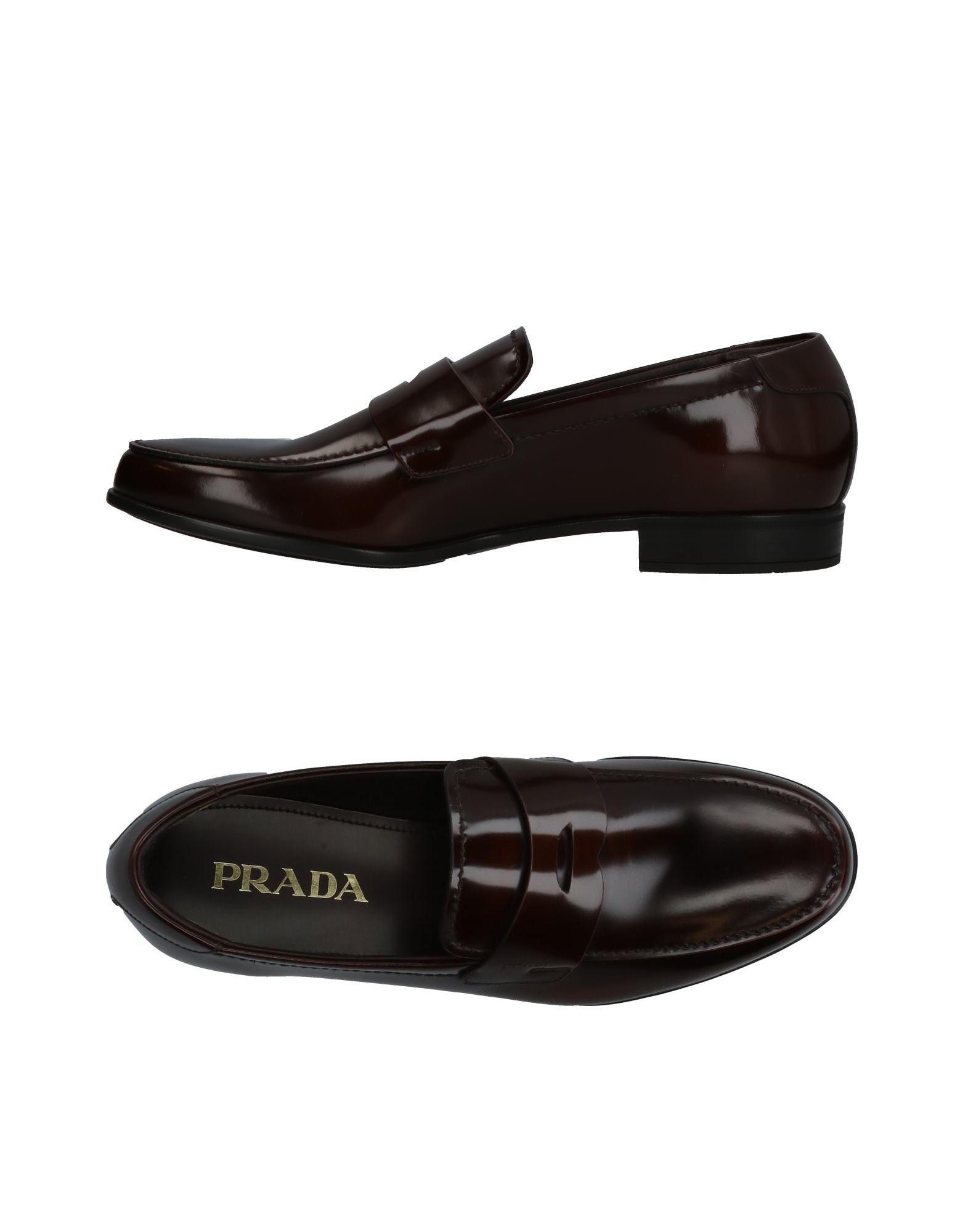 Prada Mokassins Herren  11327372FN Gute Qualität beliebte Schuhe