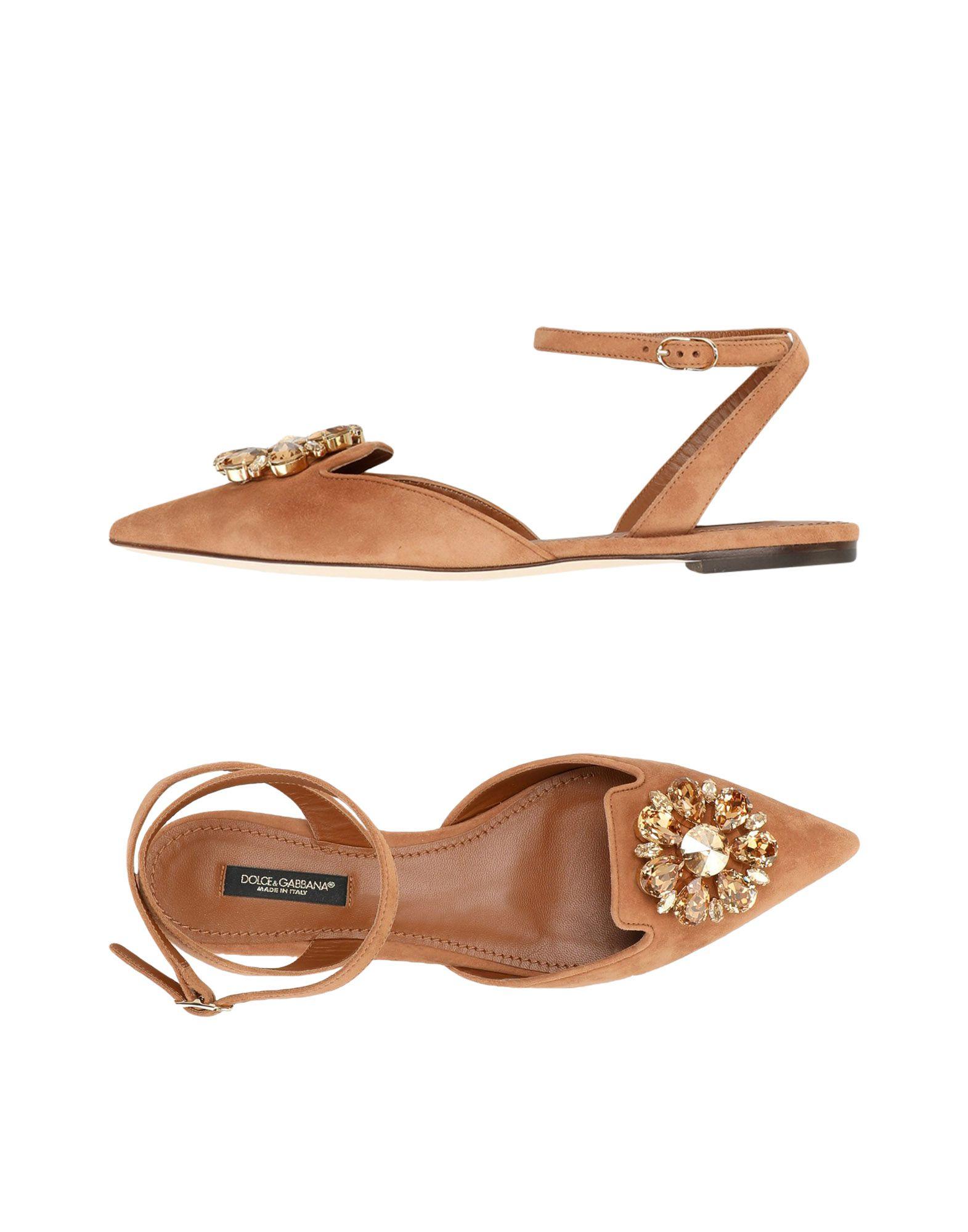 Dolce & Gabbana Ballerinas Damen  11327377HN Neue Neue Neue Schuhe 76192c