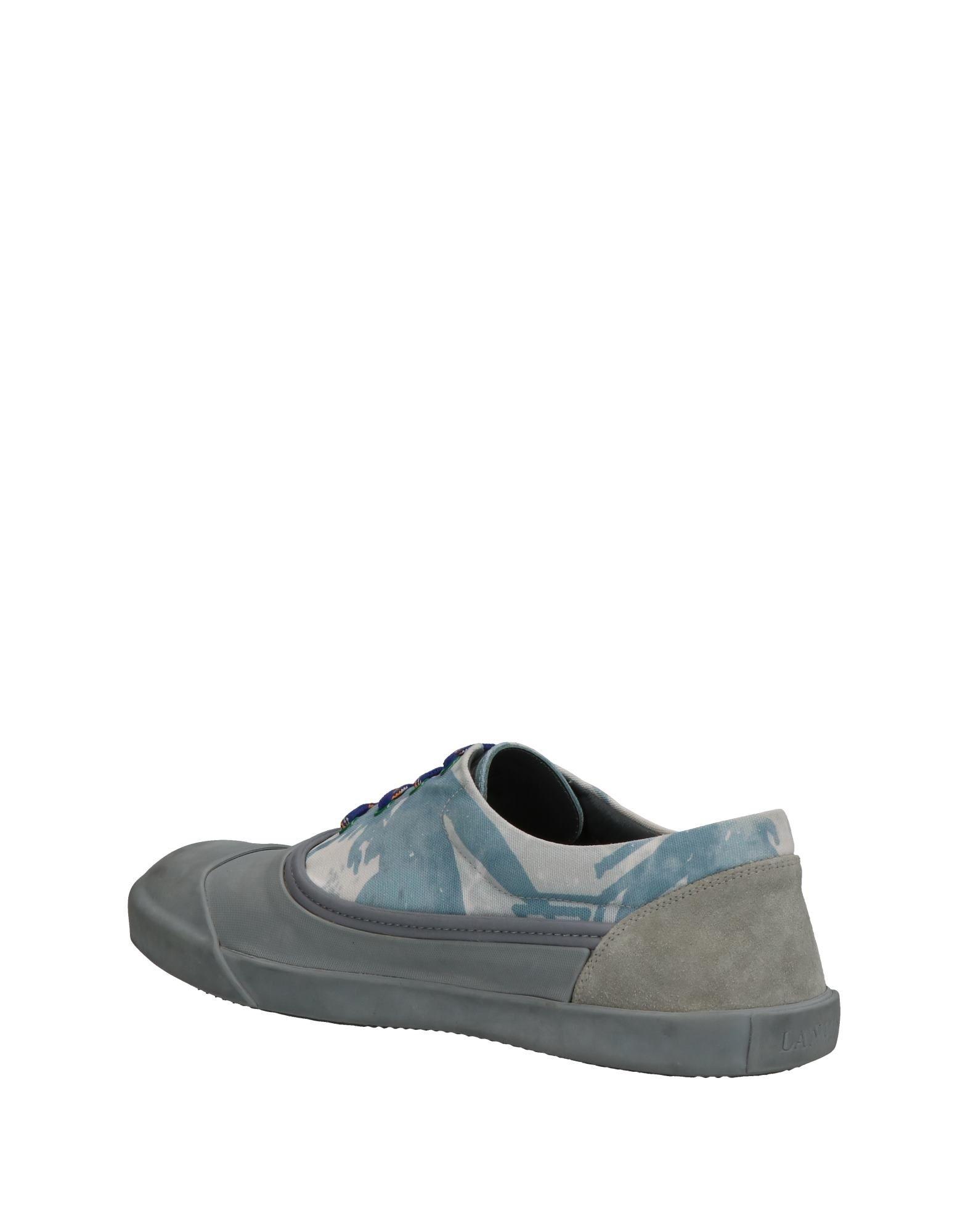 Lanvin Sneakers Herren  Schuhe 11327378LF Gute Qualität beliebte Schuhe  d2ba2e