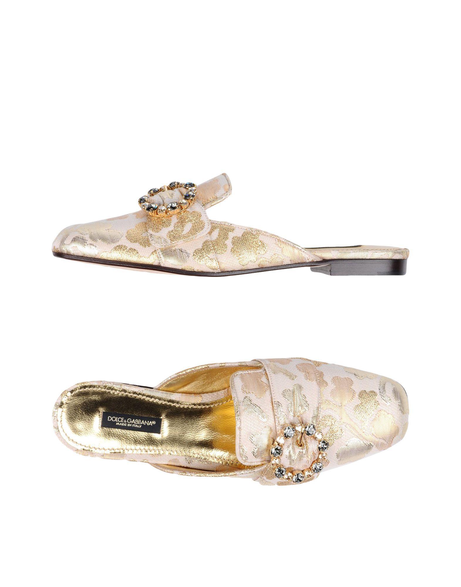 Mule Dolce & Gabbana Donna - Acquista online su