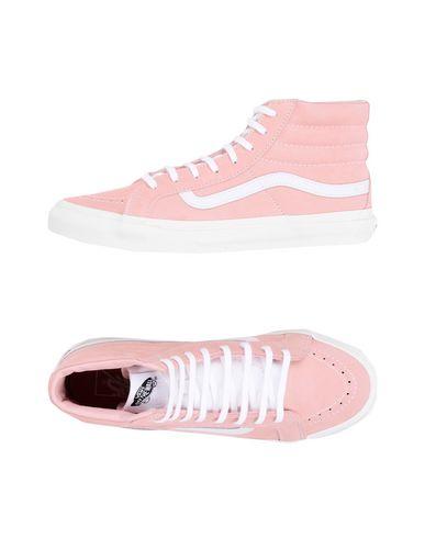 1f8b2ece04 Vans Ua Sk8-Hi Slim - Sneakers - Women Vans Sneakers online on YOOX ...