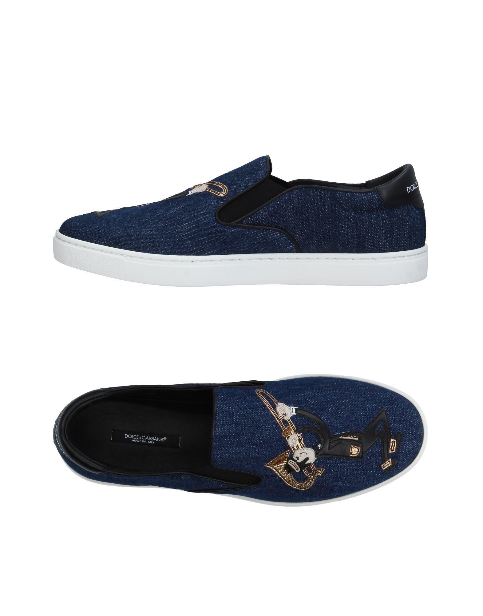 Dolce & Gabbana Sneakers Herren  11327466GK Neue Schuhe