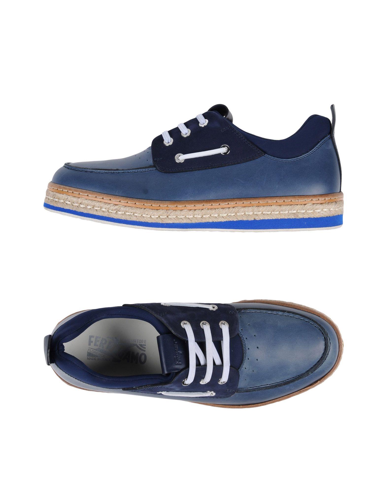 Salvatore Ferragamo Schnürschuhe Herren  11327472CA Gute Qualität beliebte Schuhe