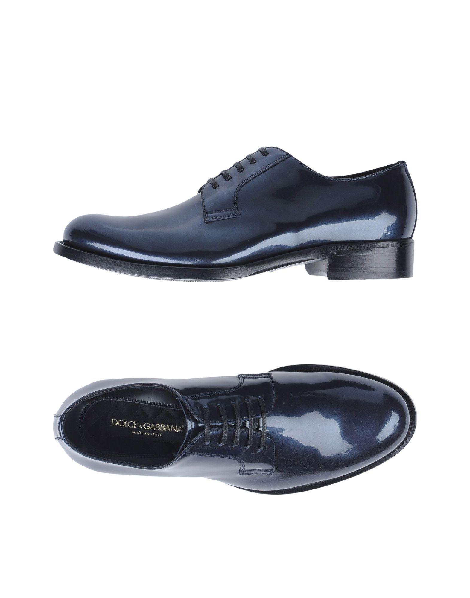 Dolce & Gabbana Schnürschuhe Herren  11327481SX Gute Qualität beliebte Schuhe