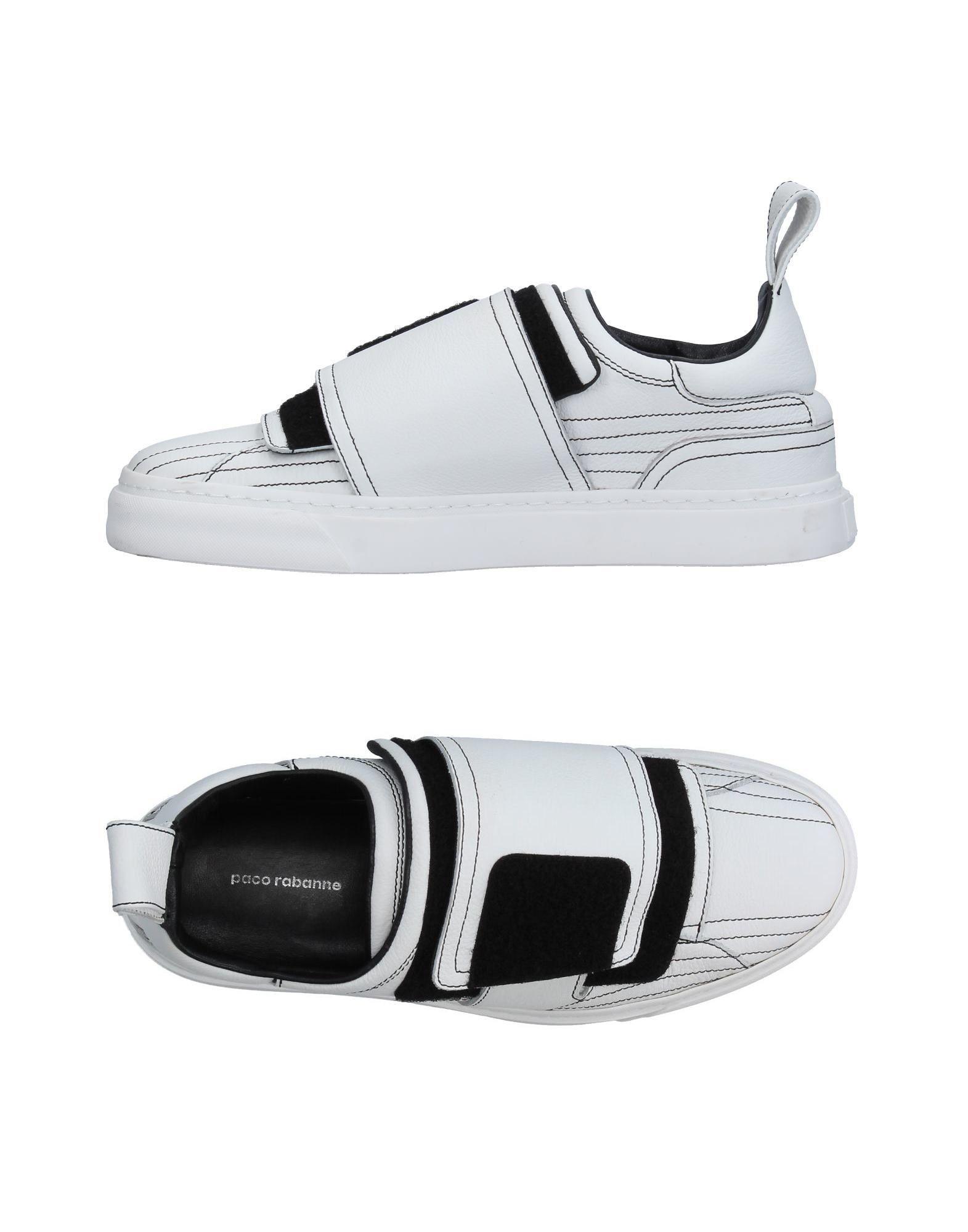 Rabatt Schuhe Paco Rabanne Sneakers Damen  11327507RL