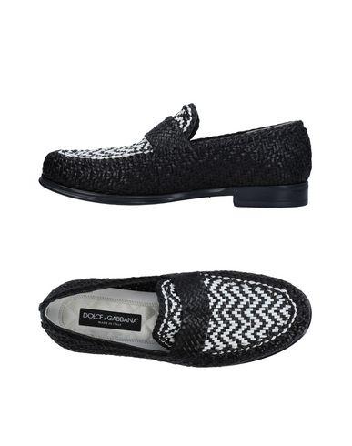 Zapatos con descuento Mocasín Dolce & Gabbana Hombre - Mocasines Dolce & Gabbana - 11327595JI Negro
