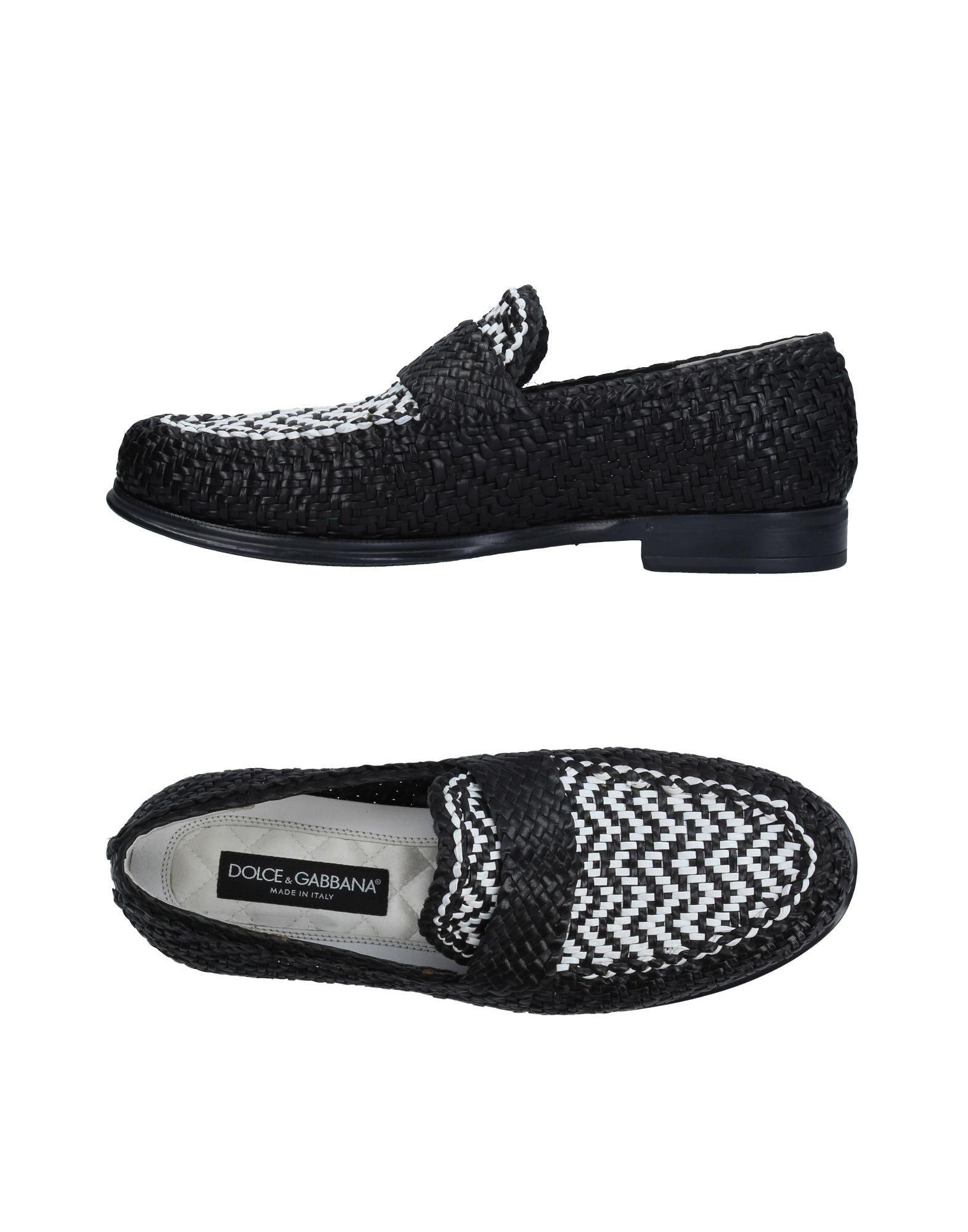 Dolce & Gabbana Mokassins Herren  11327595JI Gute Qualität beliebte Schuhe