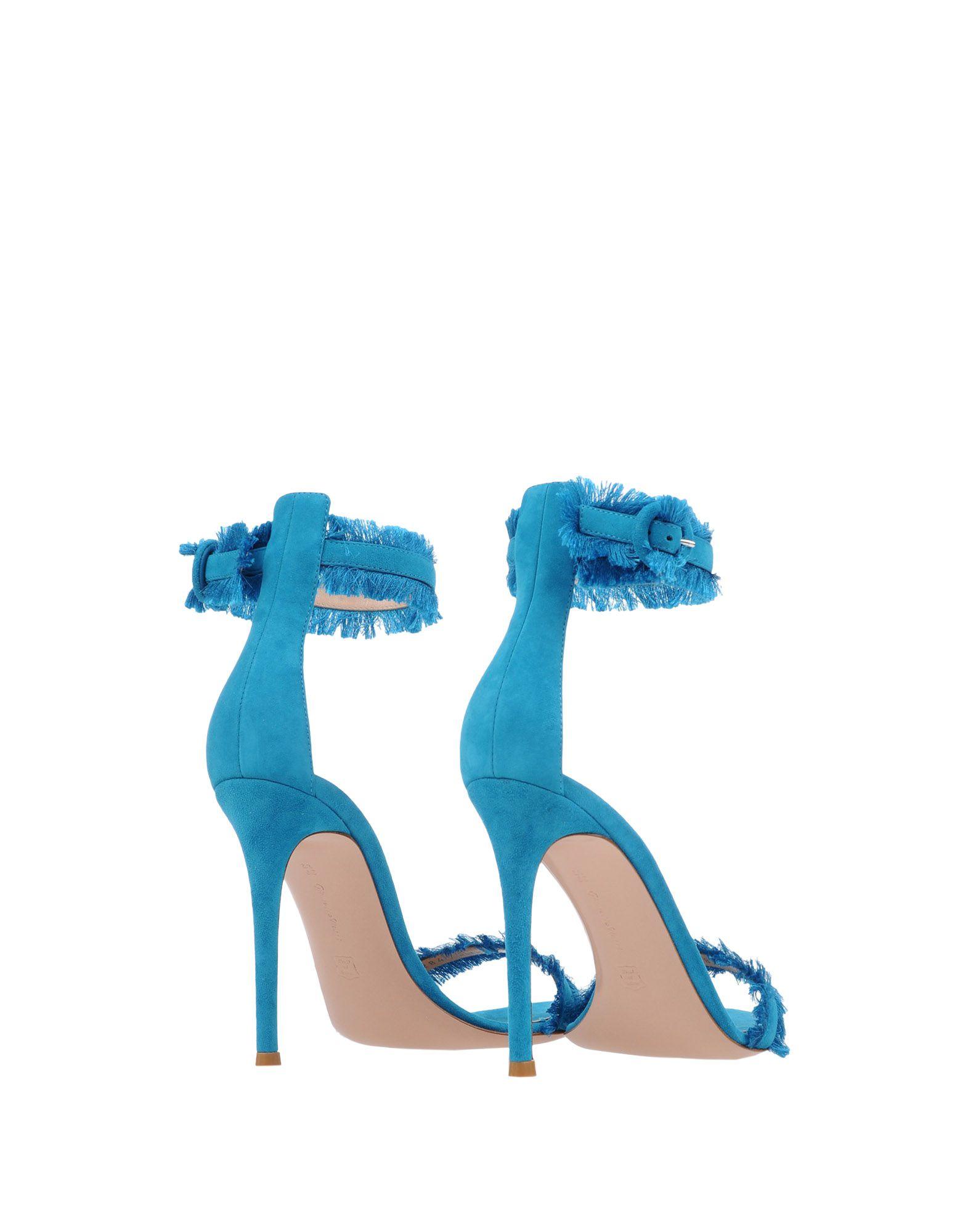 Gianvito Rossi Sandalen Damen  Schuhe 11327668SQGünstige gut aussehende Schuhe  29a297