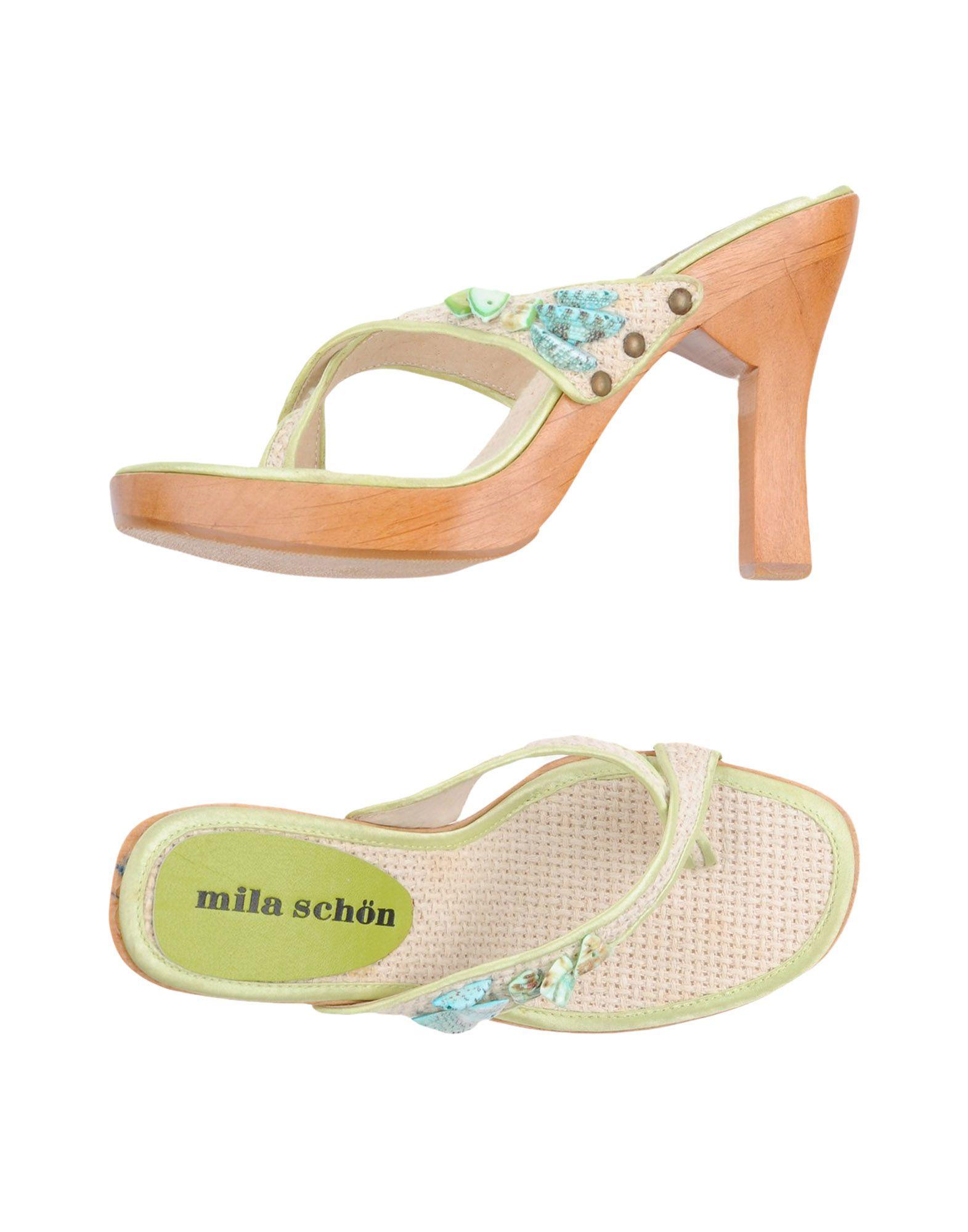 Mila Schön Dianetten Damen  11327751FJ Gute Qualität beliebte Schuhe