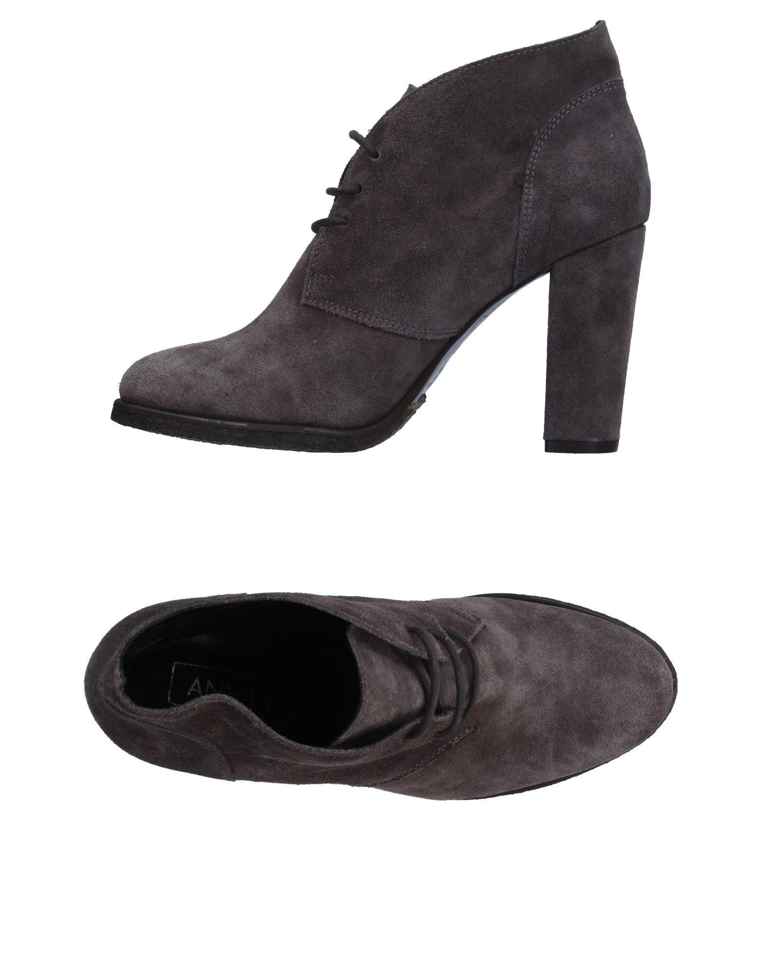 Chaussures À Lacets Anna F. Femme - Chaussures À Lacets Anna F. sur