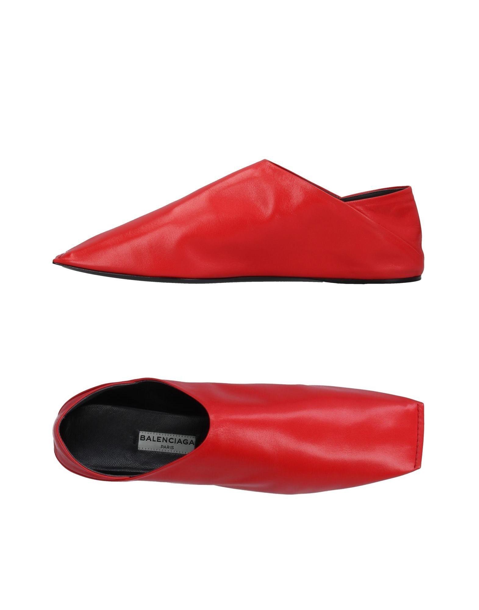 Rabatt Schuhe Balenciaga Mokassins Damen  11327842QX