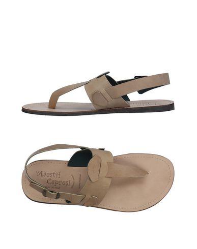 Zapatos con descuento Sandalias De Dedo Maestri Capresi Hombre - Sandalias De Dedo Maestri Capresi - 11327863RC Beige